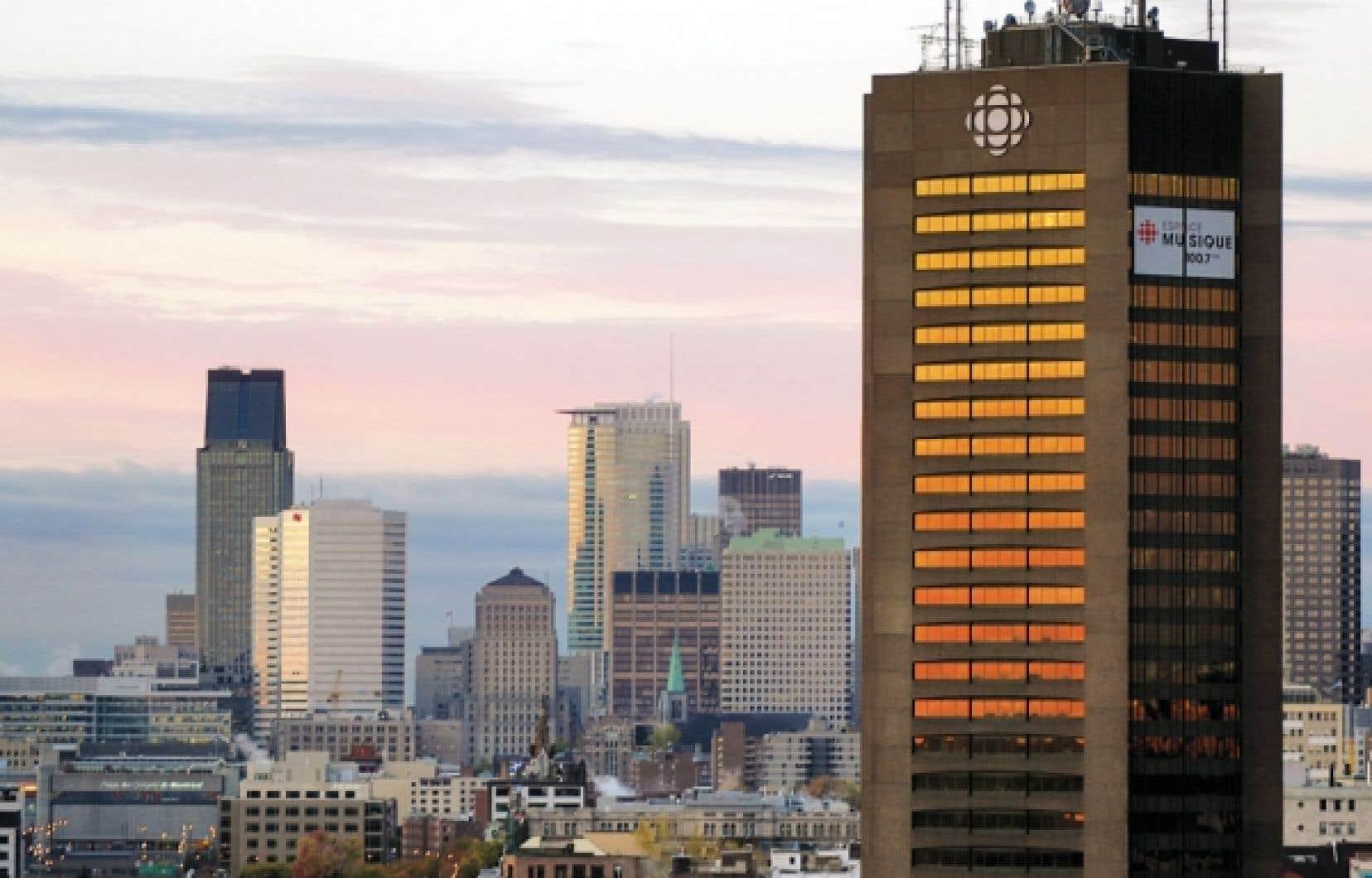 La Société Radio-Canada a été touchée par d'importantes compressions lors du budget fédéral présenté en mars par le ministre Jim Flaherty.