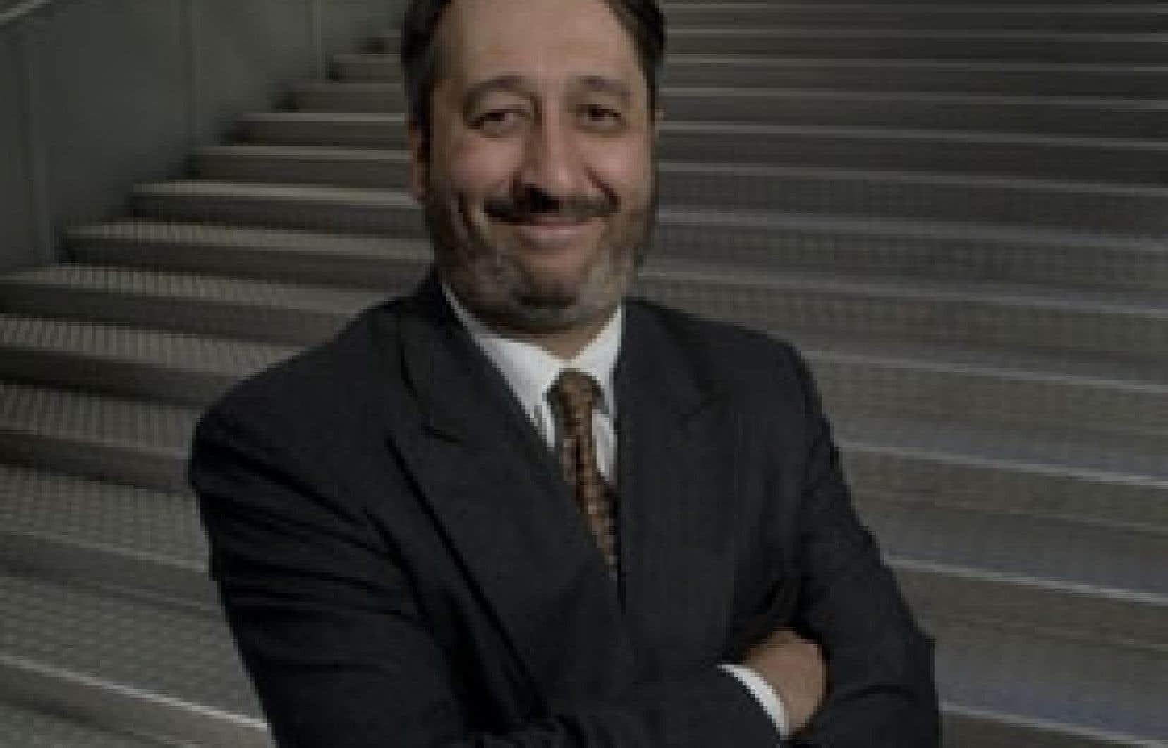 Michel Patry, directeur de HEC Montréal