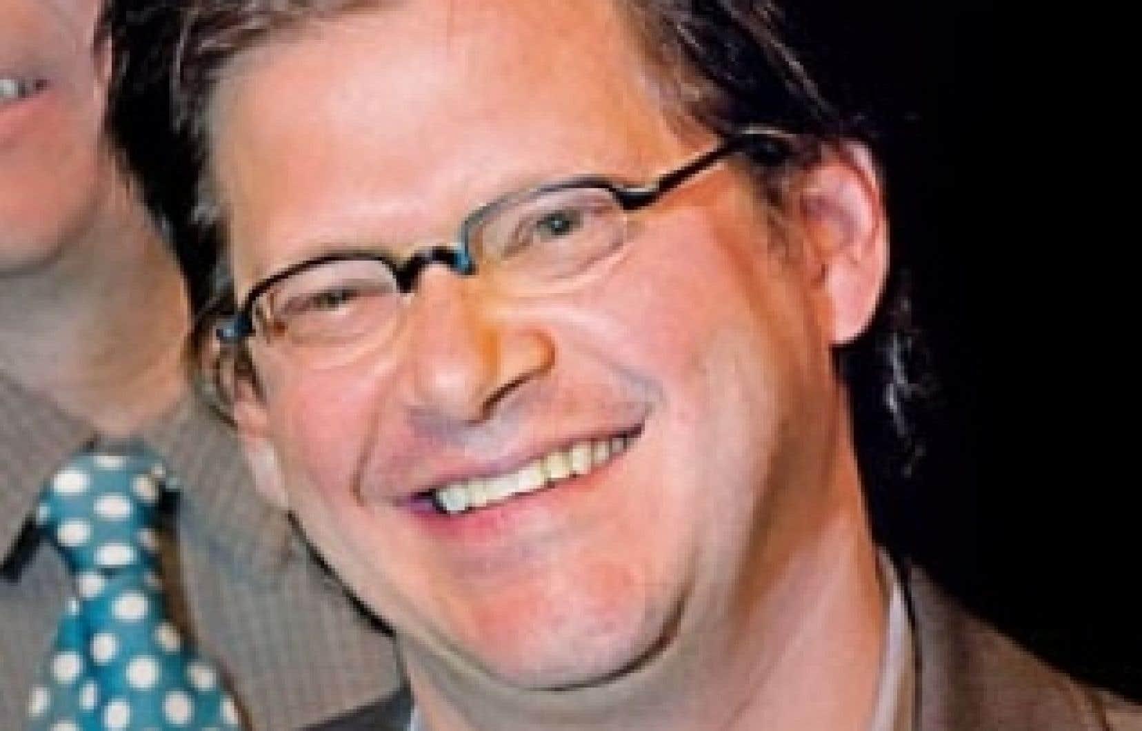 Le comédien et metteur en scène Dominic Champagne soutient que «beaucoup de libéraux ne se reconnaissent plus» dans un parti «aujourd'hui dirigé par un conservateur».