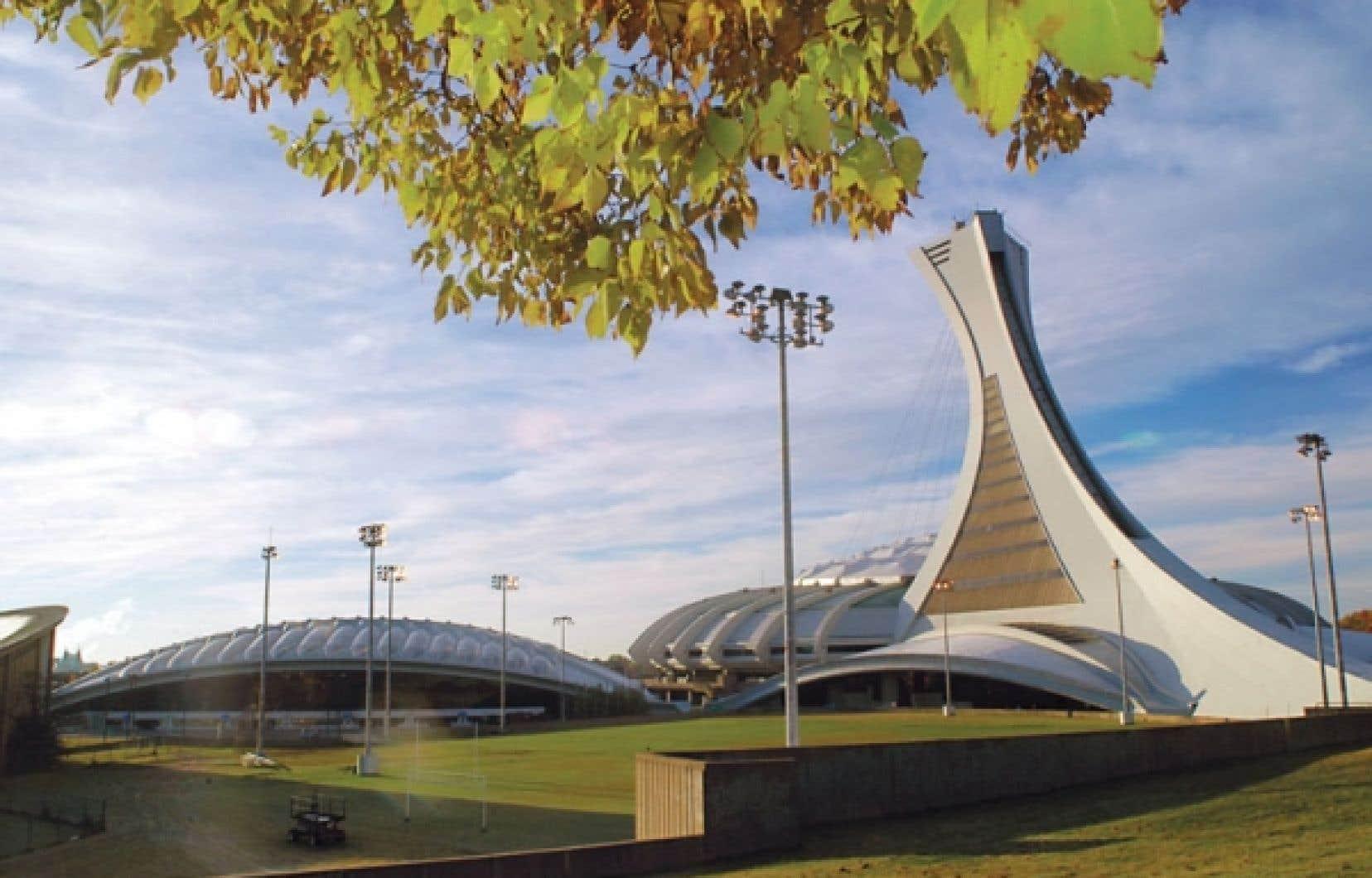 Le Parc olympique souhaite se doter d'une nouvelle œuvre publique.