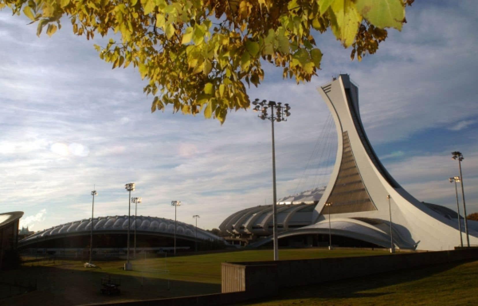 Le milieu des arts a dénoncé l'absence de plan d'intégration au Parc olympique.