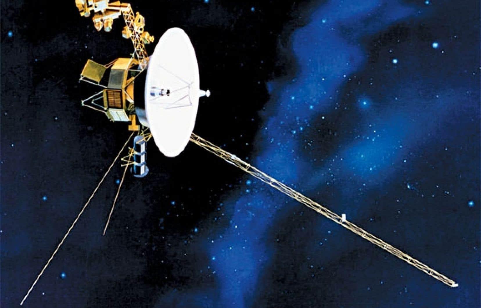 Voyager Sonde