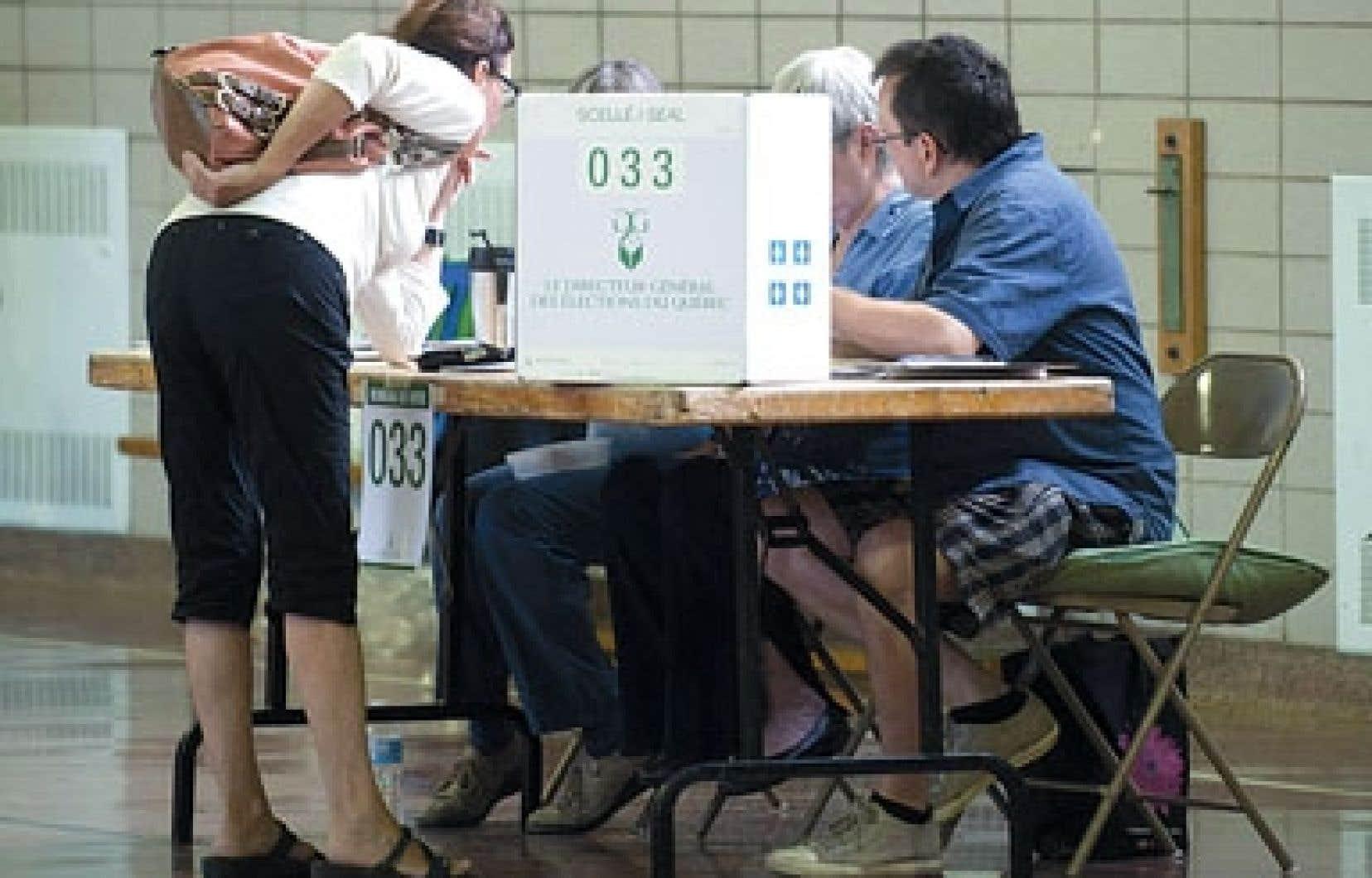 L'addition des votes du PQ, de QS et d'ON aurait permis au PQ d'obtenir 21 circonscriptions de plus.