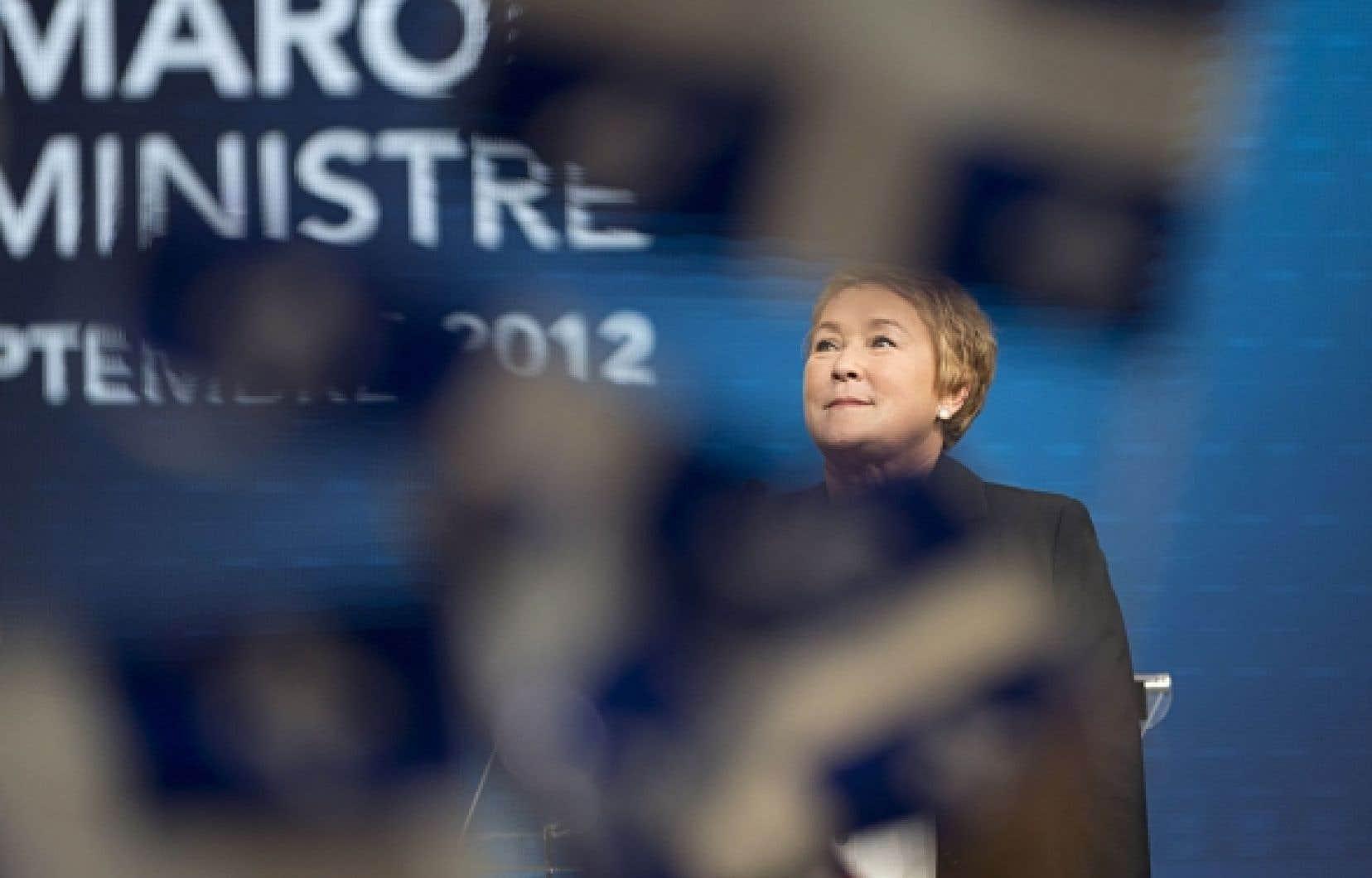 Carolle Dubé, la nouvelle présidente de l'Alliance du personnel professionnel et technique de la santé et des services sociaux, souligne que l'élection de Pauline Marois comme première ministre du Québec est « une grande avancée pour le Québec ». Devant le gouvernement minoritaire qui exigera des compromis, elle appelle tous les partis présents à l'Assemblée nationale à respecter le choix de la population.