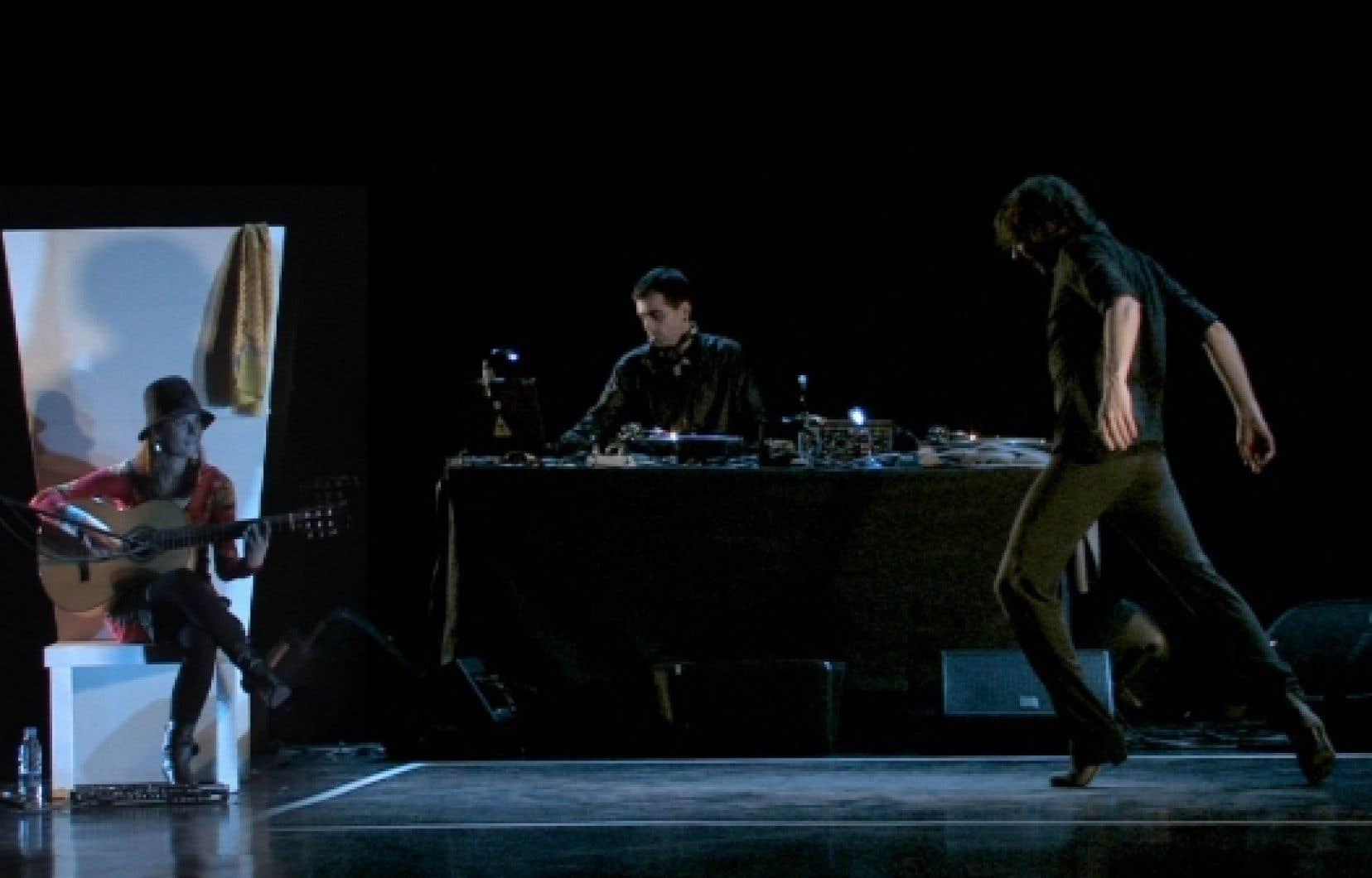 <div> La guitariste Caroline Planté, DJ J. Godino et le danseur Mariano Cruceta seront du Festival flamenco Montréal, jusqu'au 22 septembre.</div>
