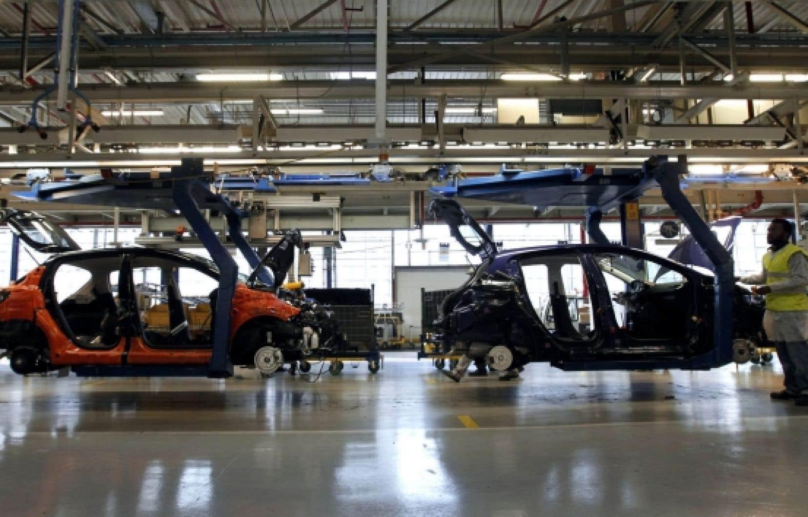 Les usines d'assemblage en Europe fonctionnent au ralenti et la fermeture de l'usine PSA Peugeot Citroën d'Aulnay pourrait bien ne pas être la seule.