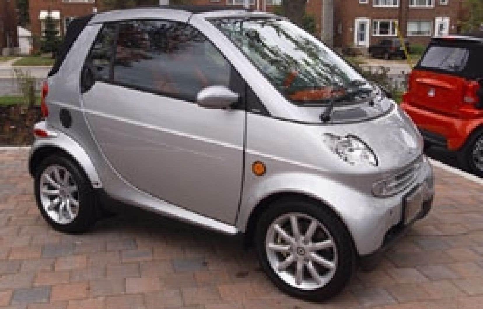 Verra-t-on au cours des prochaines années se multiplier les mini-voitures peu énergivores telles que la Smart?