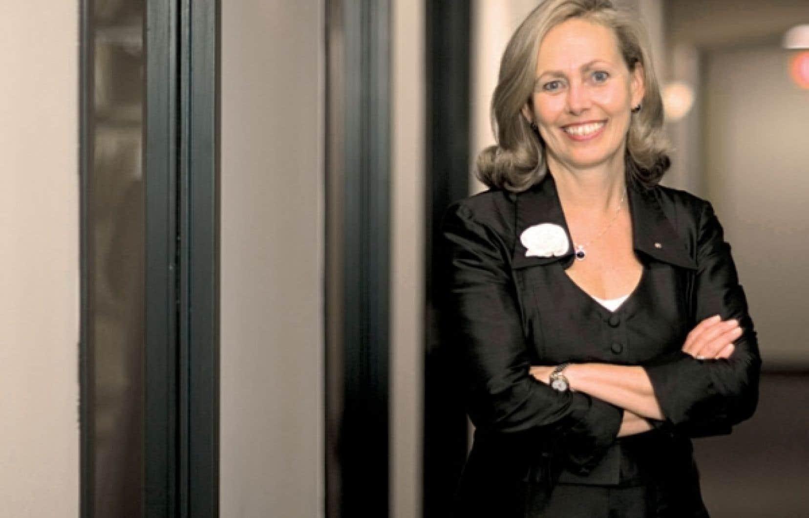 La présidente et chef de la direction du Mouvement Desjardins, Monique Leroux, est l'hôtesse du Sommet international des coopératives, qui s'ouvre le 8 octobre prochain, à Québec.