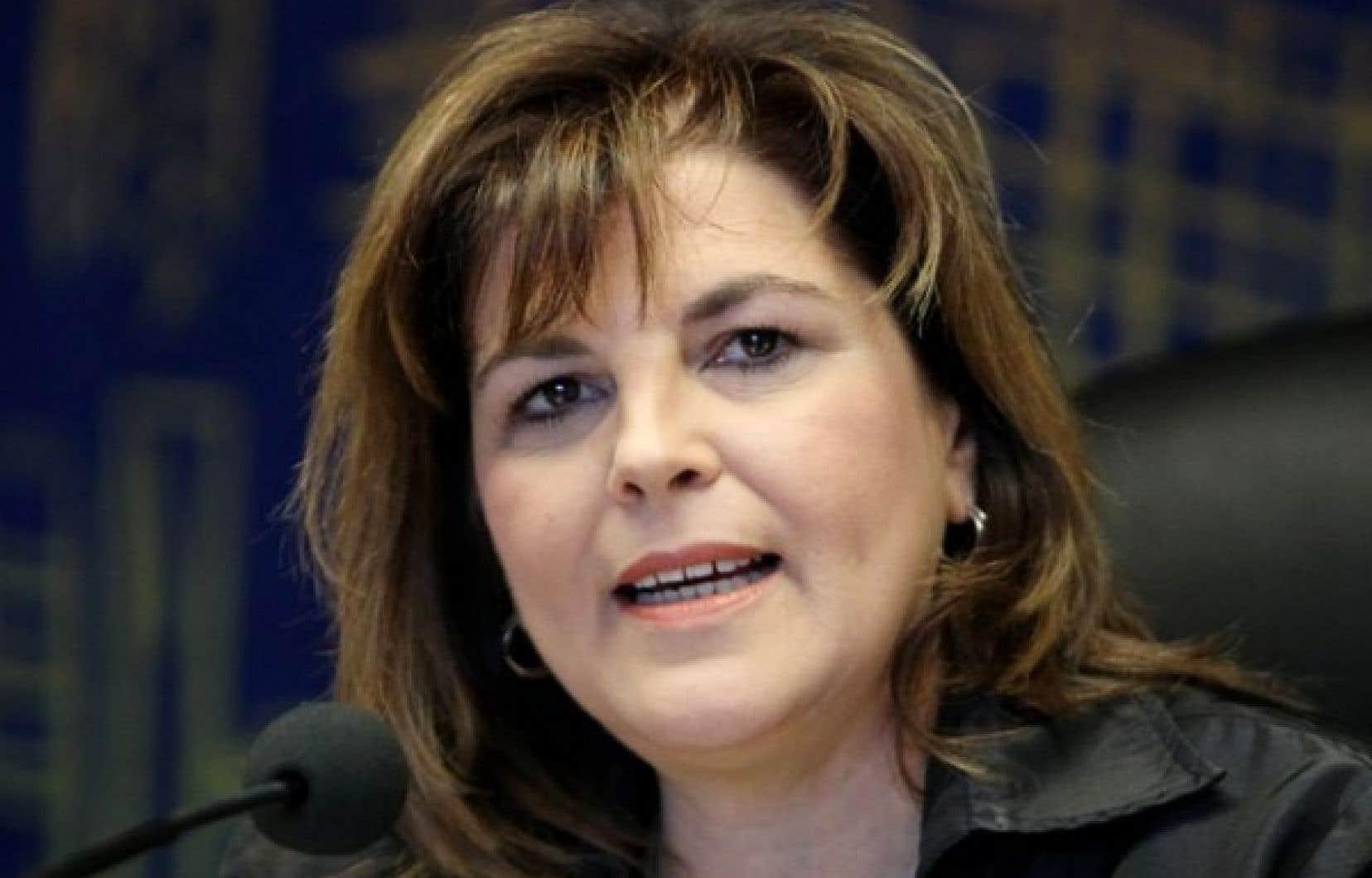 Diane Lemieux, qui a été directrice du cabinet du maire de Montréal Gérald Tremblay entre novembre 2009 et décembre 2010 dit ne jamais avoir été témoin d'actes de collusion ou de corruption dans le domaine de la construction.