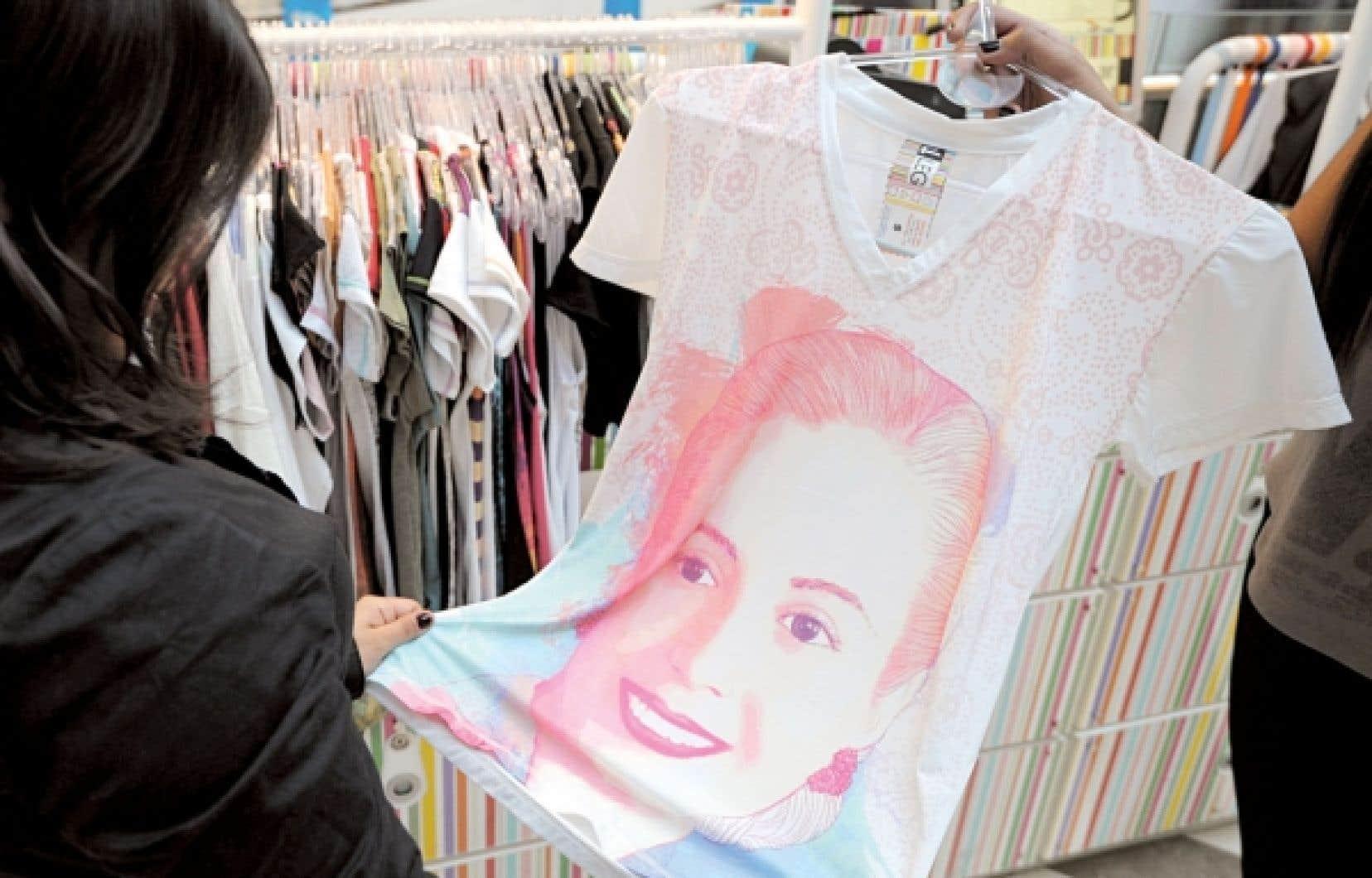La chaire scrute à chaque étape les différents enjeux d'un produit, le t-shirt par exemple.