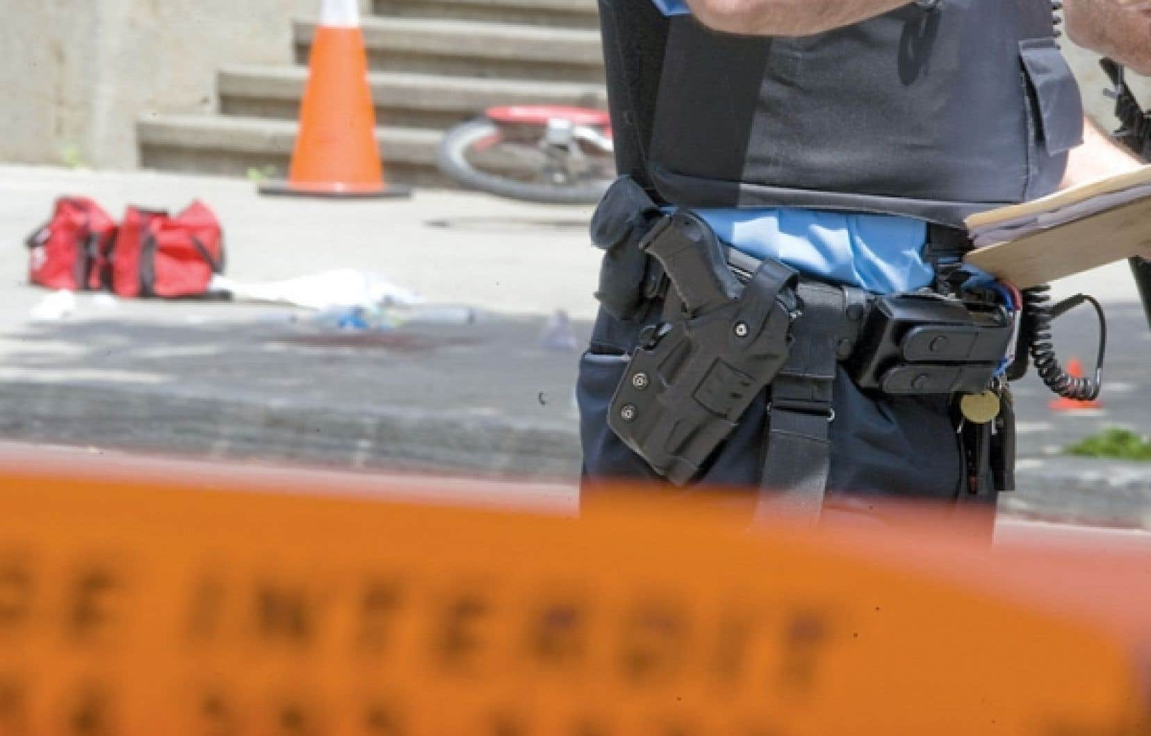 Le PQ veut réformer les enquêtes sur le travail de policiers impliqués dans des incidents violents.