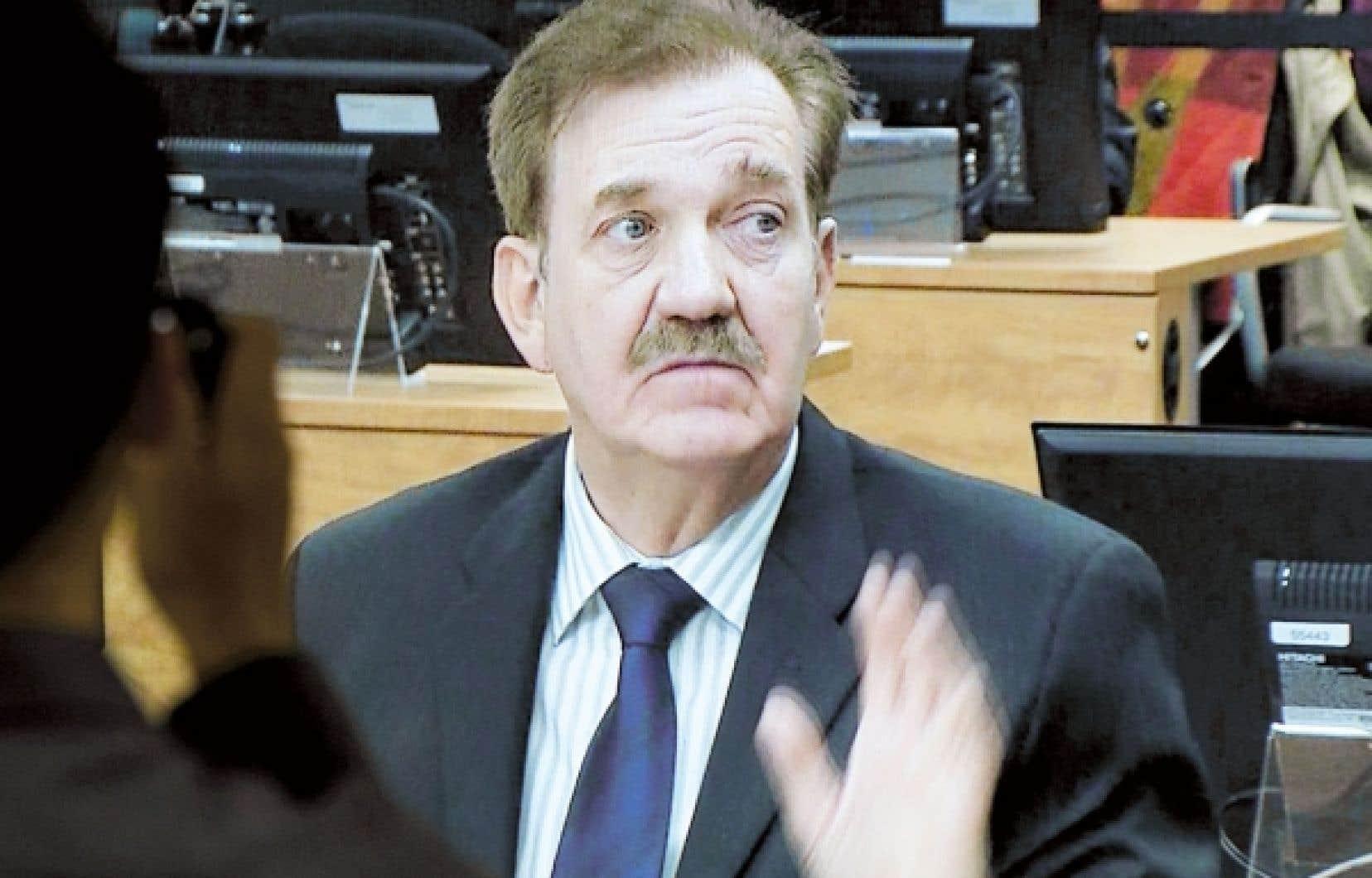 «On a été de la pâte à modeler facile à corrompre pour les entrepreneurs», a déclaré à la commission Luc Leclerc.