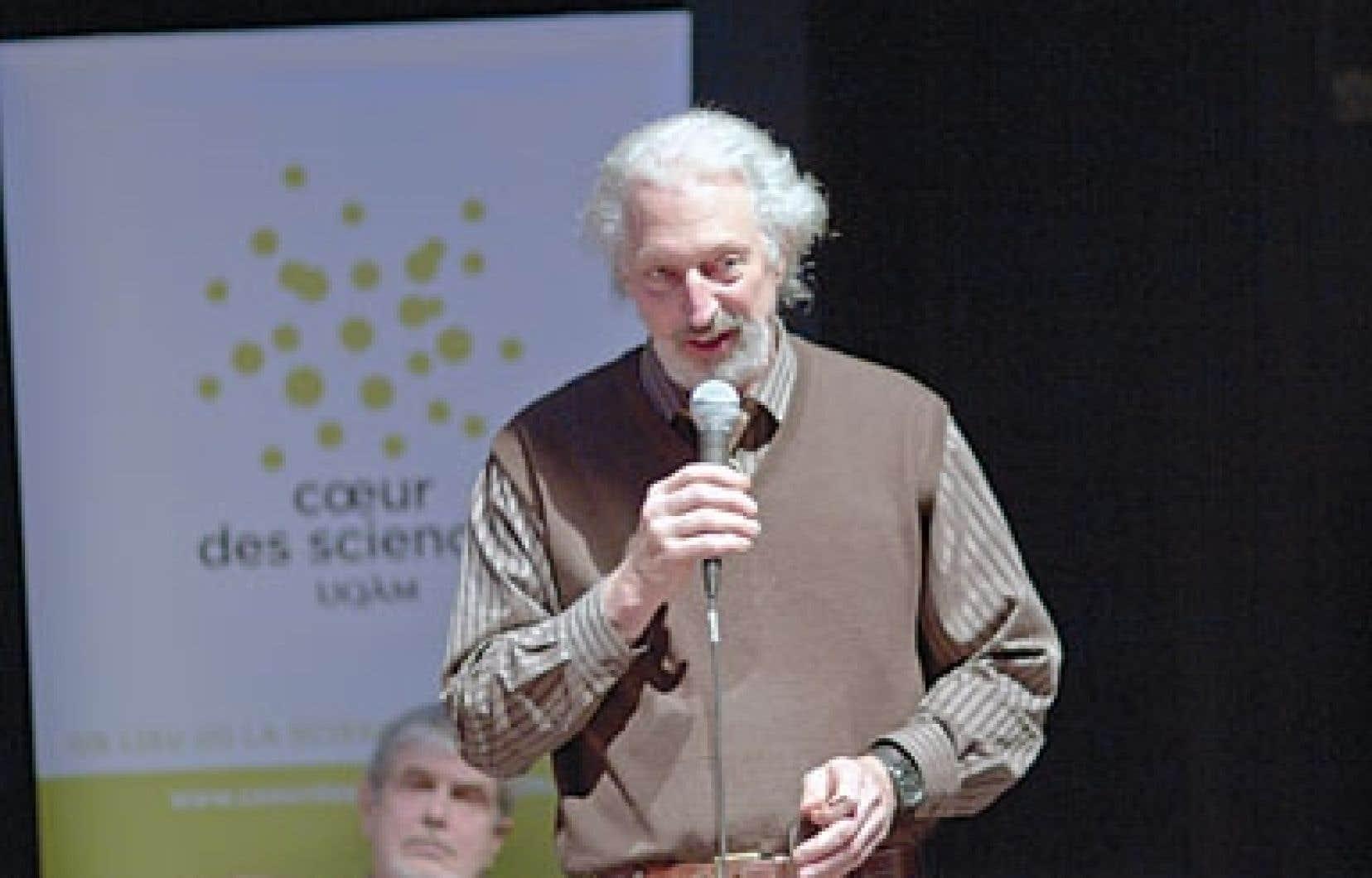 Jacques Fortin, professeur de sciences comptables à HEC Montréal : « Il serait temps de prendre une pause et de réfléchir. »
