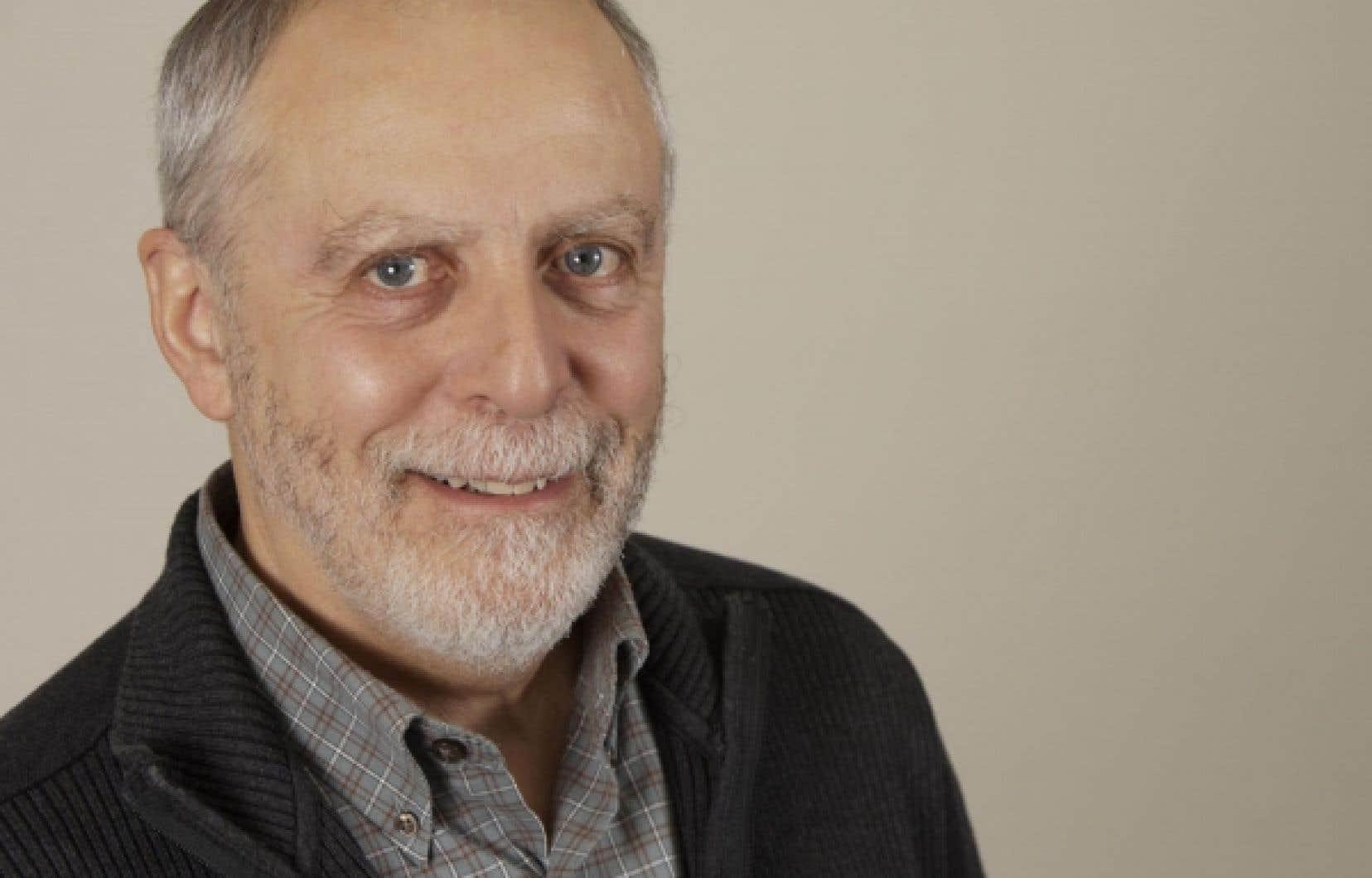 Louis-Gilles Francoeur dit avoir eu envie d'un «nouveau défi» après plus de trente ans à couvrir l'actualité en environnement.