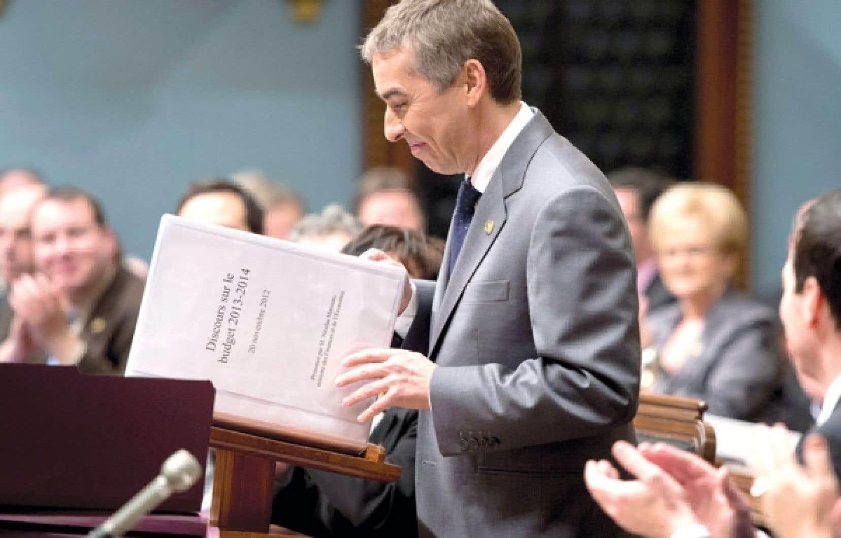 Le budget présenté mardi par le ministre des Finances, Nicolas Marceau, fera en sorte que le gouvernement Marois fera diminuer le poids de la dette du Québec par rapport à son PIB plus rapidement que ne l'avaient planifié les libéraux.