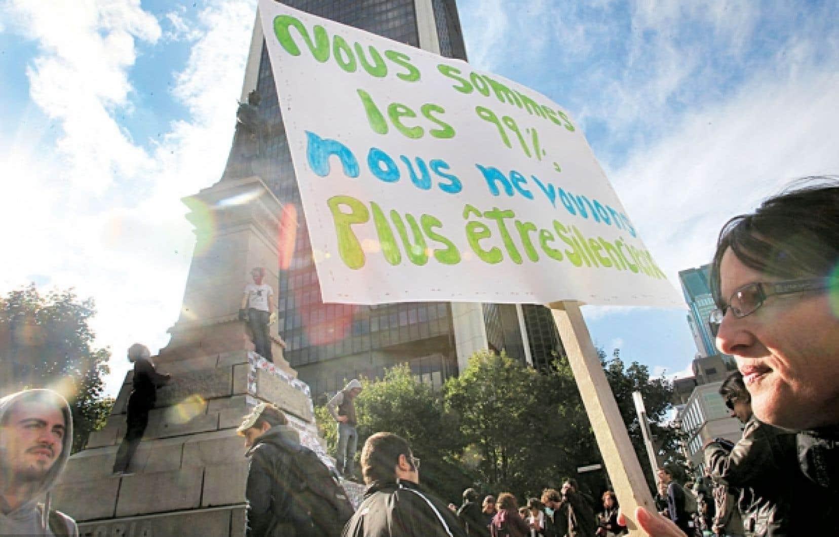 <div> Les inégalités entre riches et pauvres ne cessent de croître dans la plupart des pays développés. Mais au Québec, l'État assure une meilleure répartition.</div>