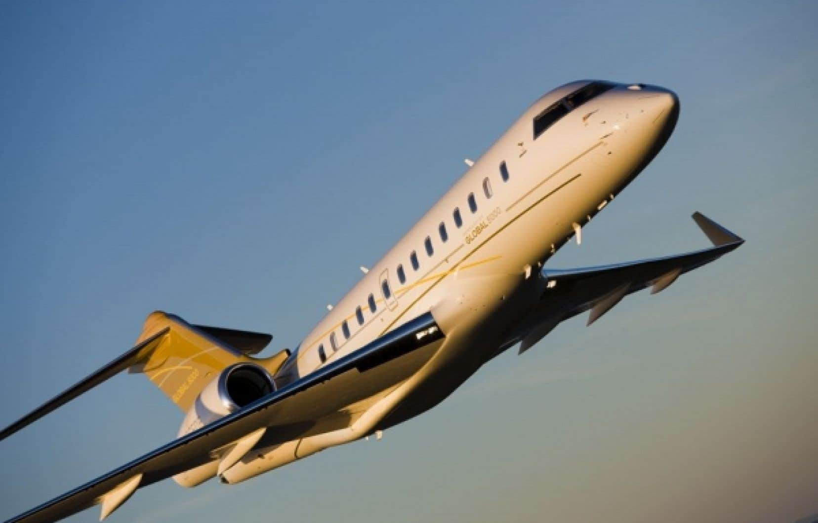 La commande ferme comprend, entre autres appareils, 25 avions Global 5000.