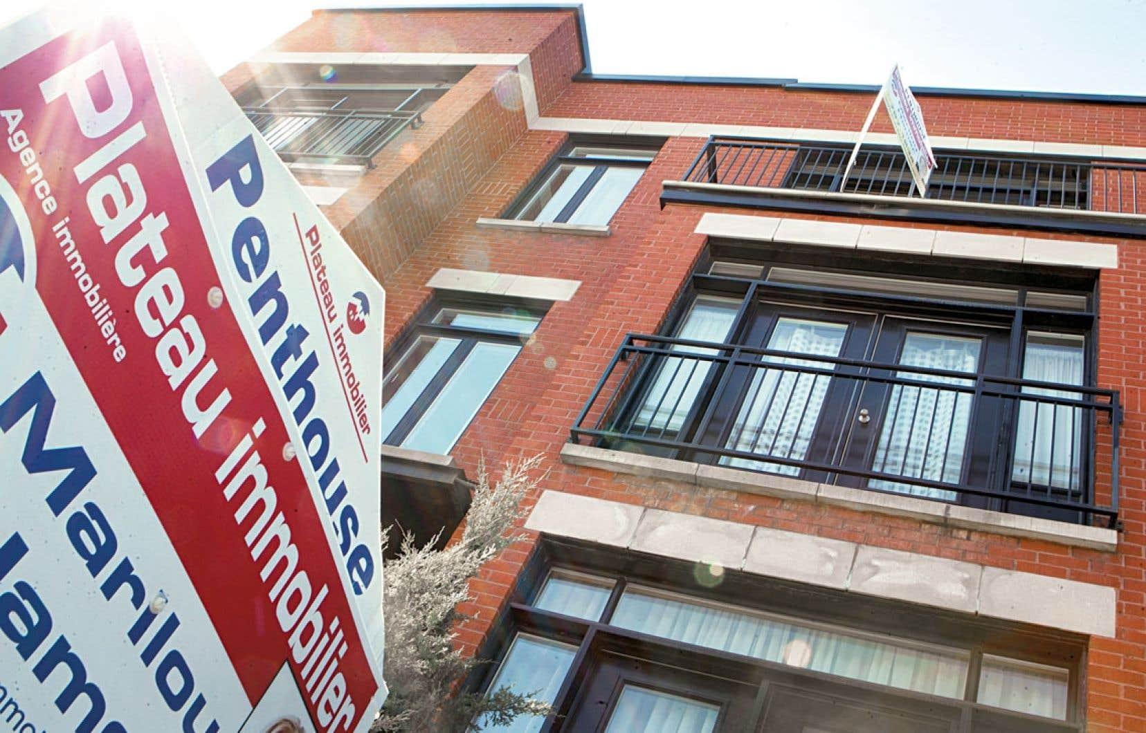 L'activité immobilière se fait moins intense et les prix des logements se sont stabilisés.