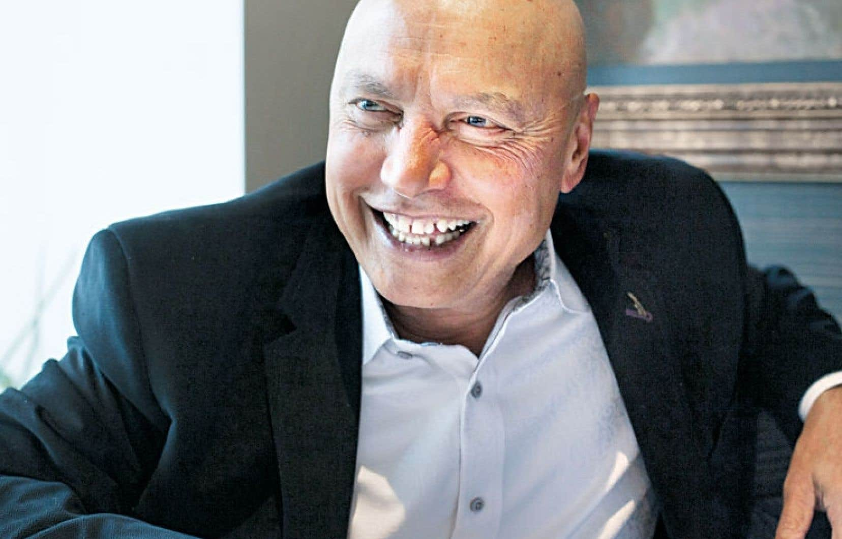 Colin Hunter: «Nous avons deux obsessions: nos employés, nos clients.»