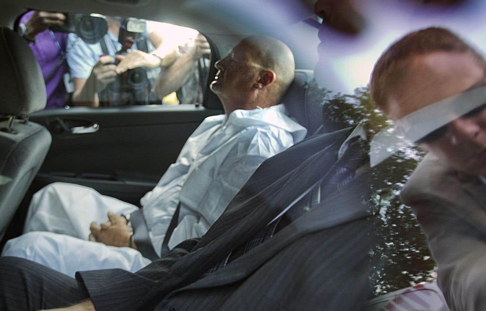 Richard Bain devait connaître lundi, au palais de justice de Montréal, les résultats de son évaluation psychiatrique devant déterminer s'il est apte ou non à subir un procès.