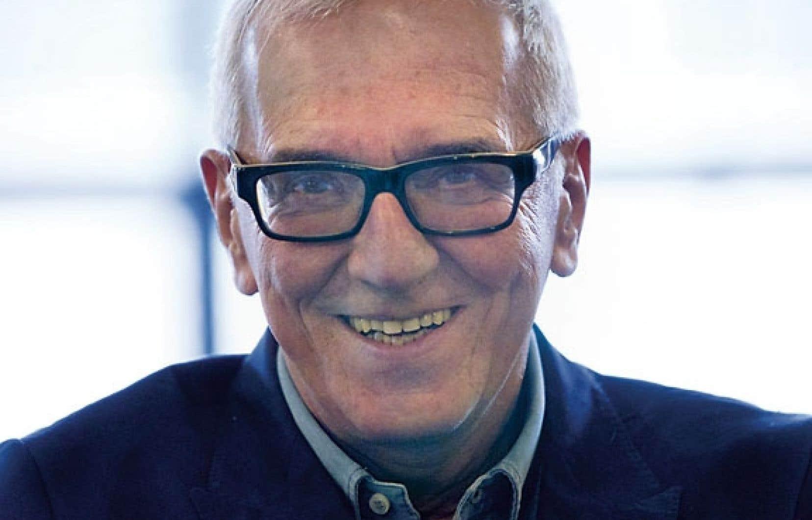 Le producteur Roger Frappier