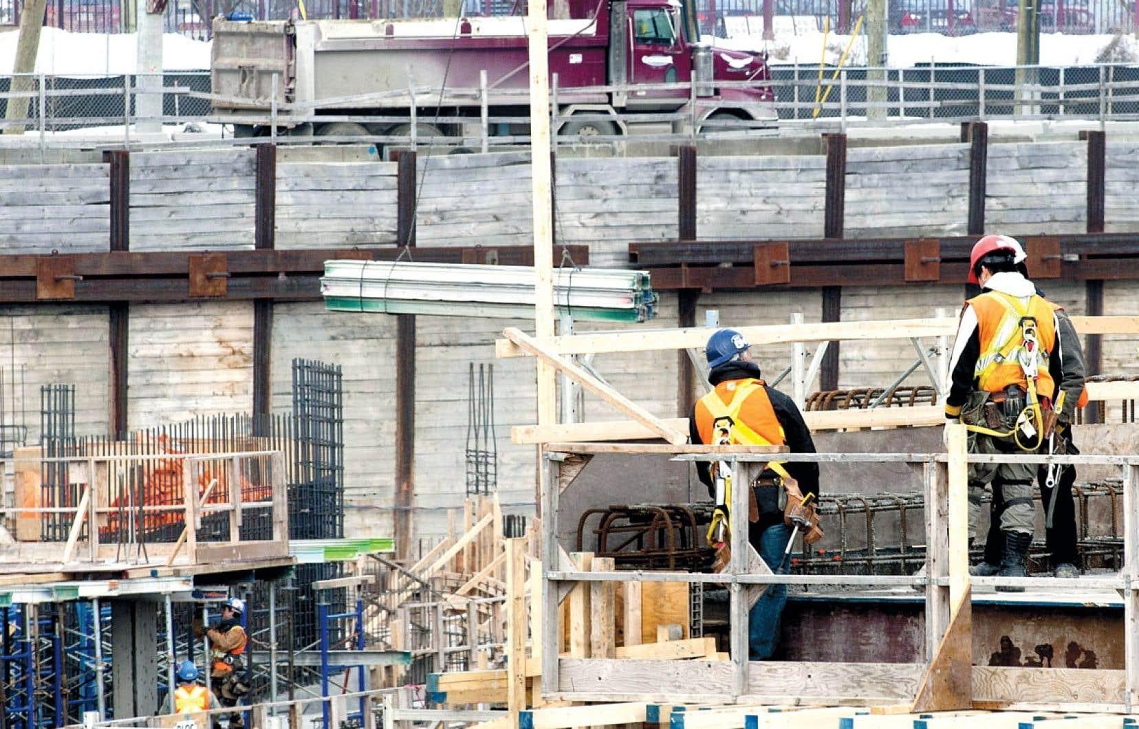 L'UPAC mène actuellement plusieurs enquêtes afin de détecter la collusion dans la construction.
