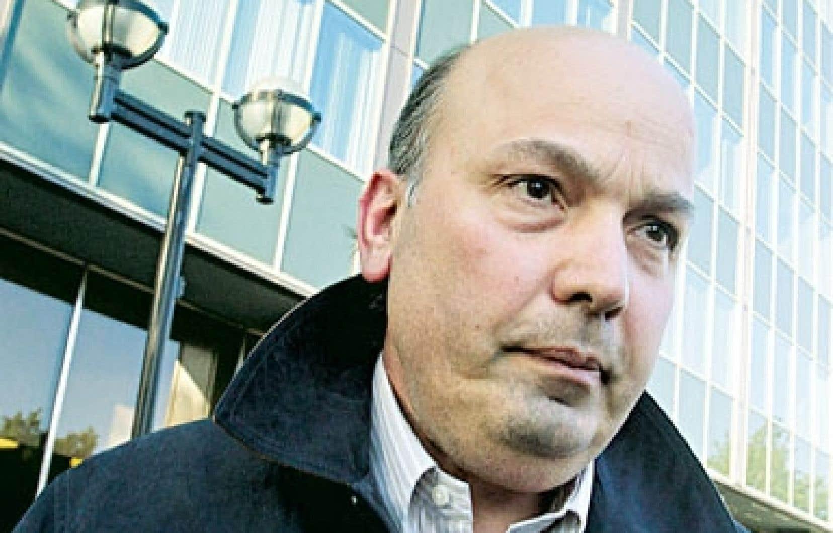 Frank Zampino est accusé de fraude en rapport avec le dossier Contrecœur.