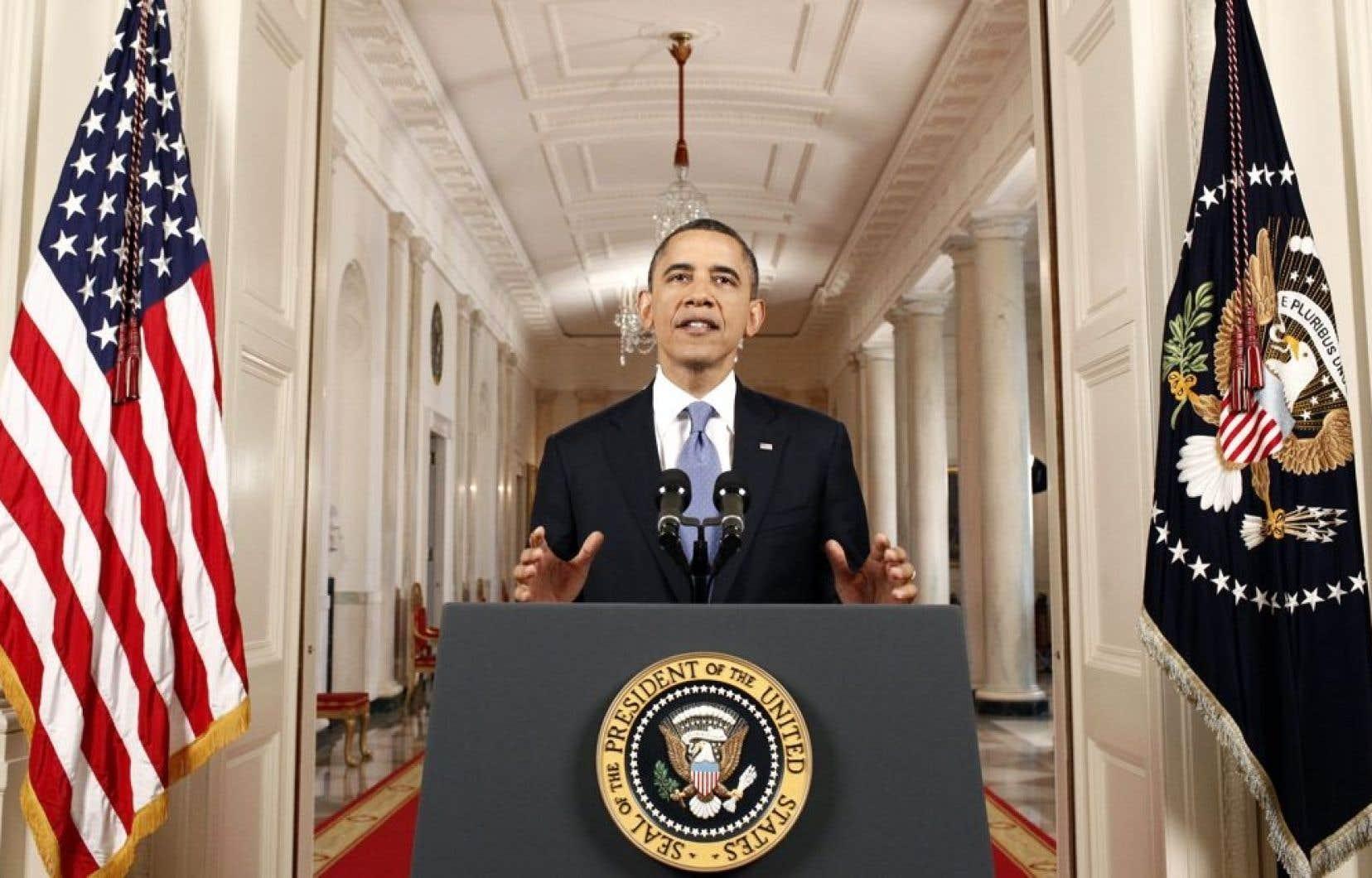 Avant son départ à Hawaï, le président Obama avait déclaré aux journalistes que les élus et lui se retrouveraient à Washington entre Noël et le Nouvel An pour négocier une entente sur le «précipice fiscal».