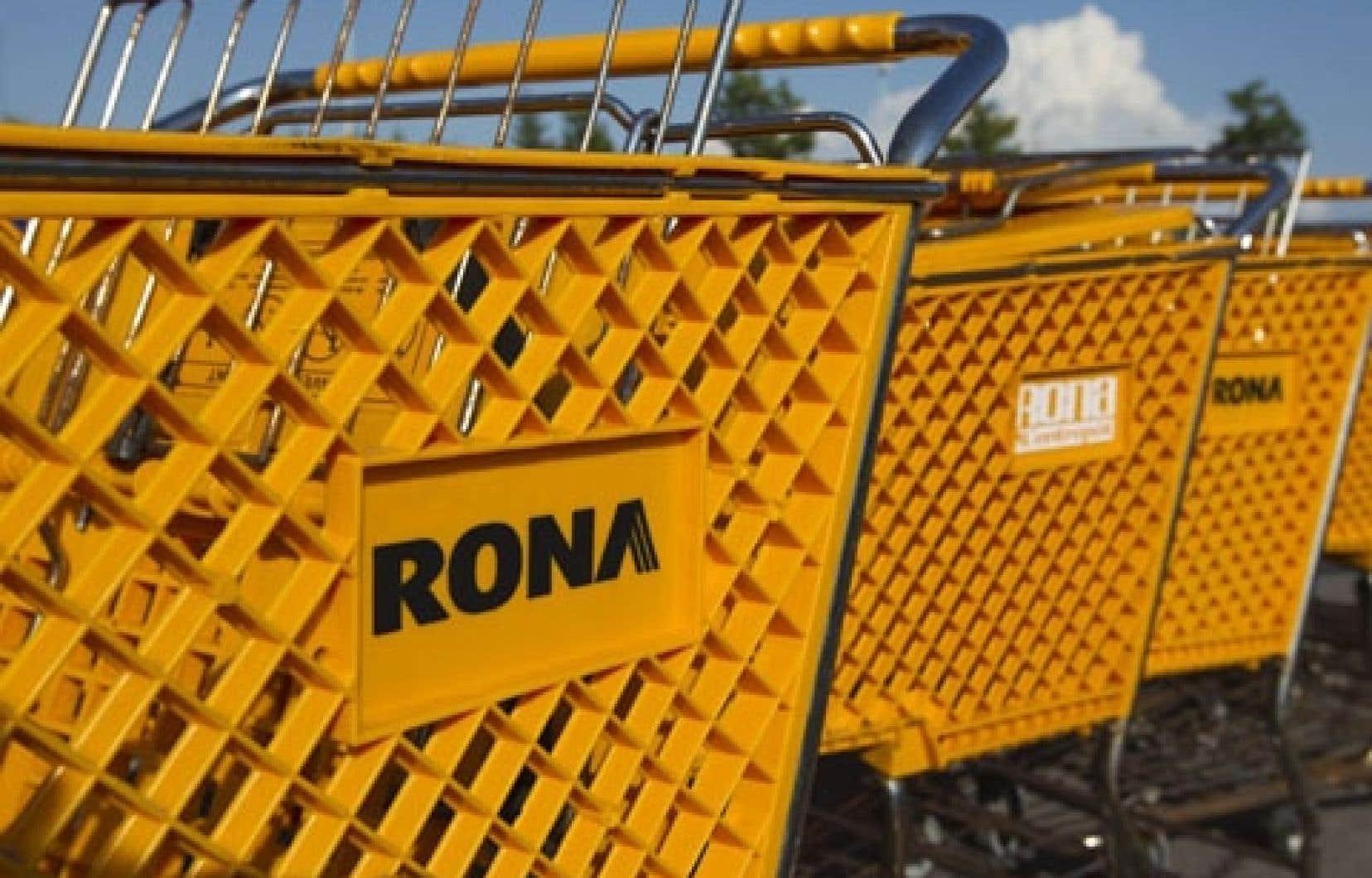 Les politiciens québécois se sont empressés, dans une rare unanimité, de condamner l'offre d'achat de 1,76 milliard présentée par Lowe's pour Rona, cet été.
