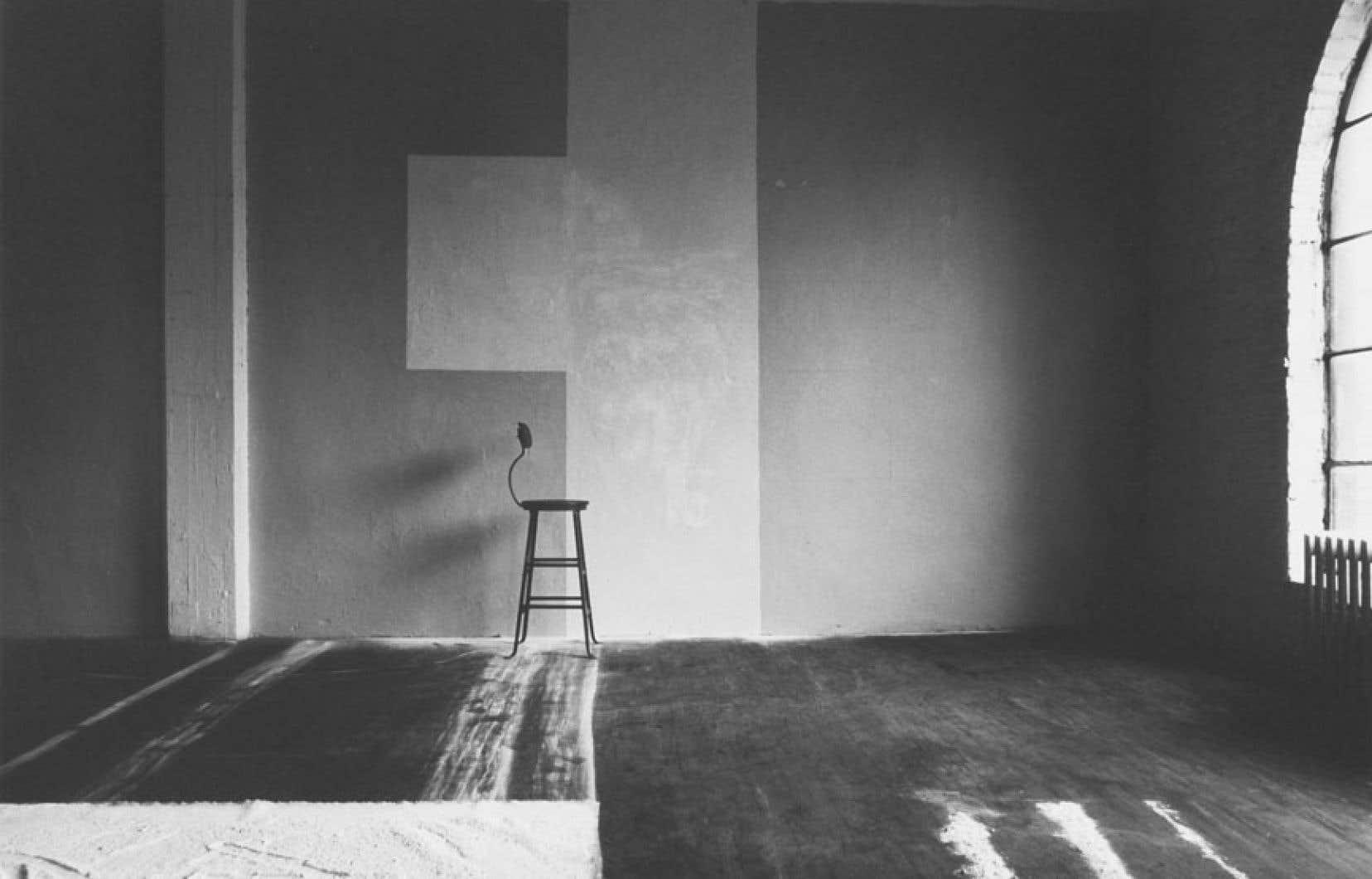 À la galerie Simon Blais d'abord puis à Occurrence et à Vox, l'événement Irene F. Whittome se décline en trois expos et une monographie aux éditions du Passage. Ici: l'œuvre Room 901 no 27.