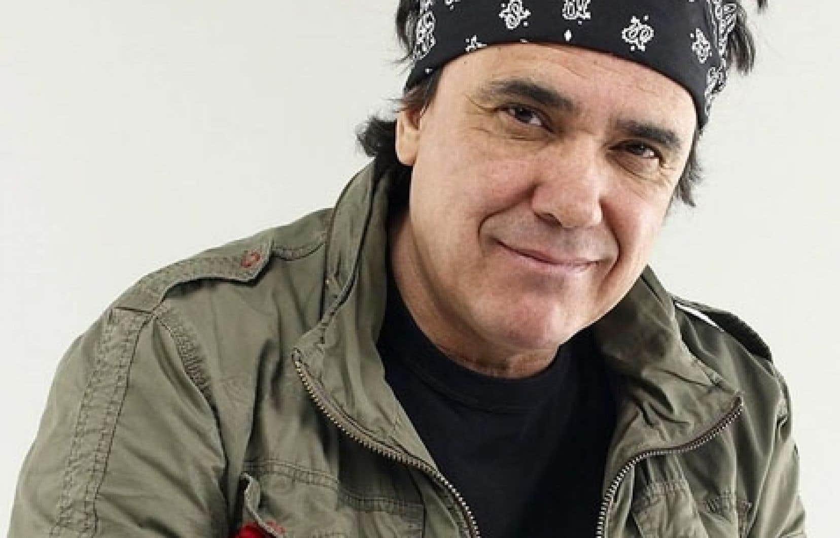Florent Vollant a vécu plusieurs années dans un pensionnat pour autochtones