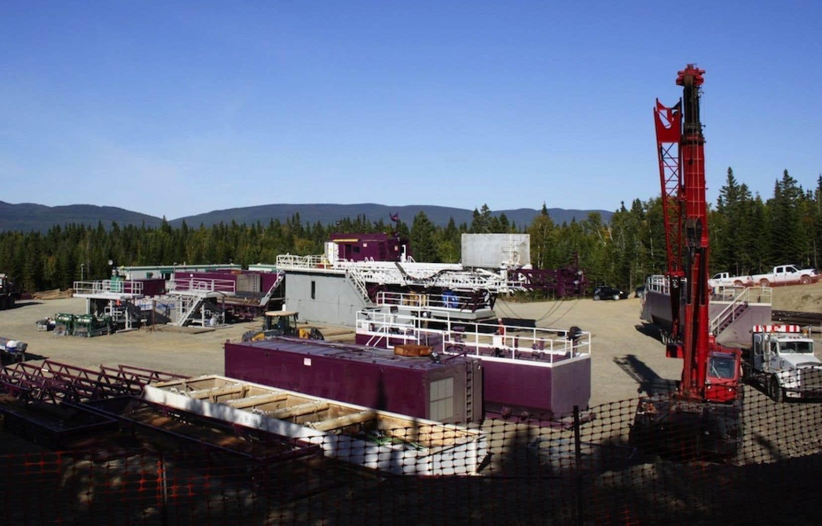 Pétrolia maintiendra une partie de ses équipements sur les lieux du forage du puits d'exploration Haldimand.