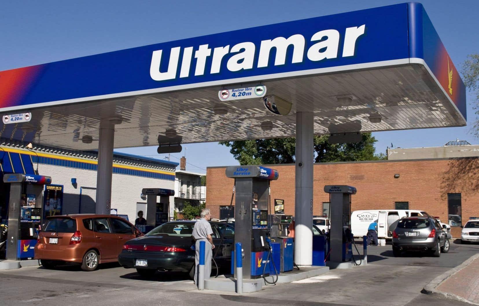 Ultramar vient de mandater une personne, qui s'est inscrite au Registre des lobbyistes du Québec, afin de faire valoir l'importance du projet d'inversion du pipeline auprès du gouvernement québécois.