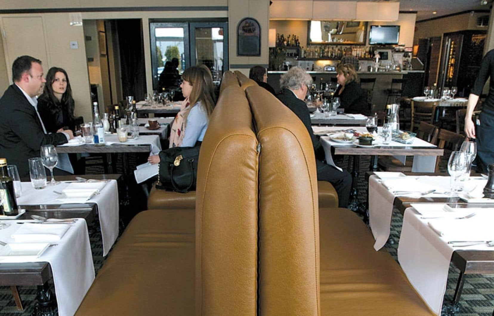 Au restaurant Le Tire Bouchon de Boucherville, on trouve un service charmant et une cuisine goûteuse qui utilise de bons produits.