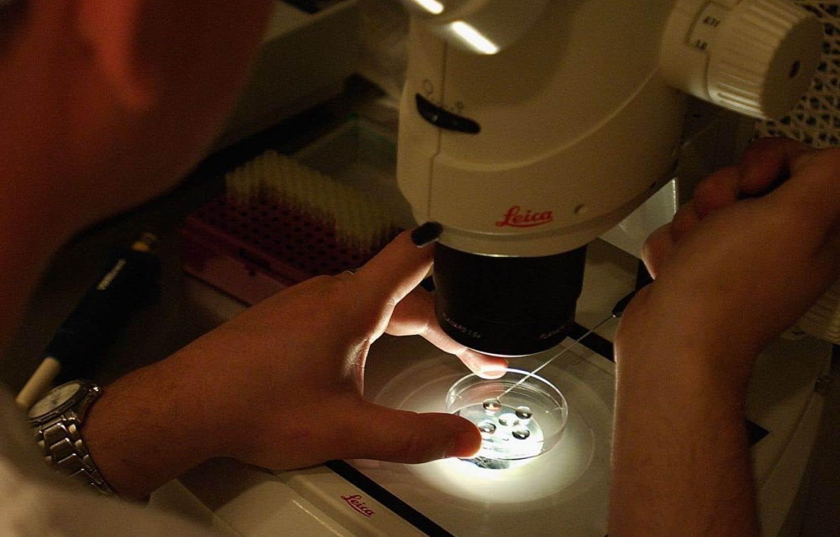 En deux ans, la fécondation in vitro (FIV) a engendré un surplus de 6,2 millions au CUSM.