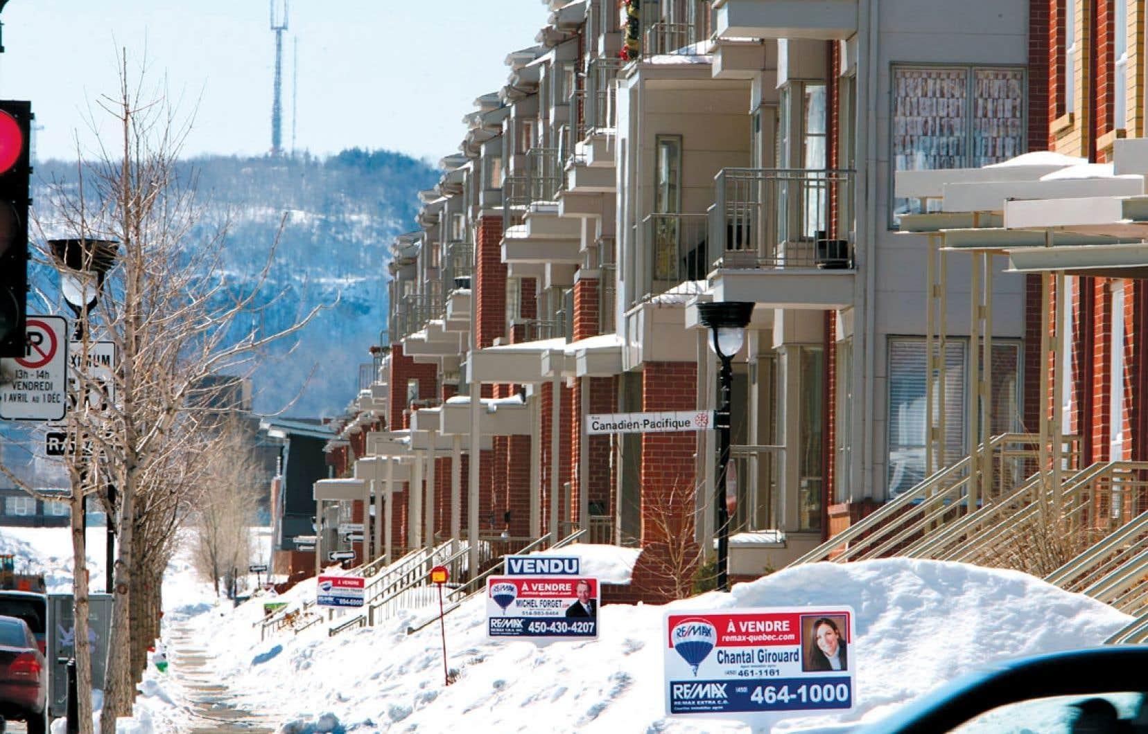 Même si l'étude de la Banque TD fait abstraction de Montréal, de Québec ainsi que de toute autre ville ou région québécoise, on peut présupposer que la croissance des prix du marché résidentiel y sera aussi déprimée qu'ailleurs au pays.