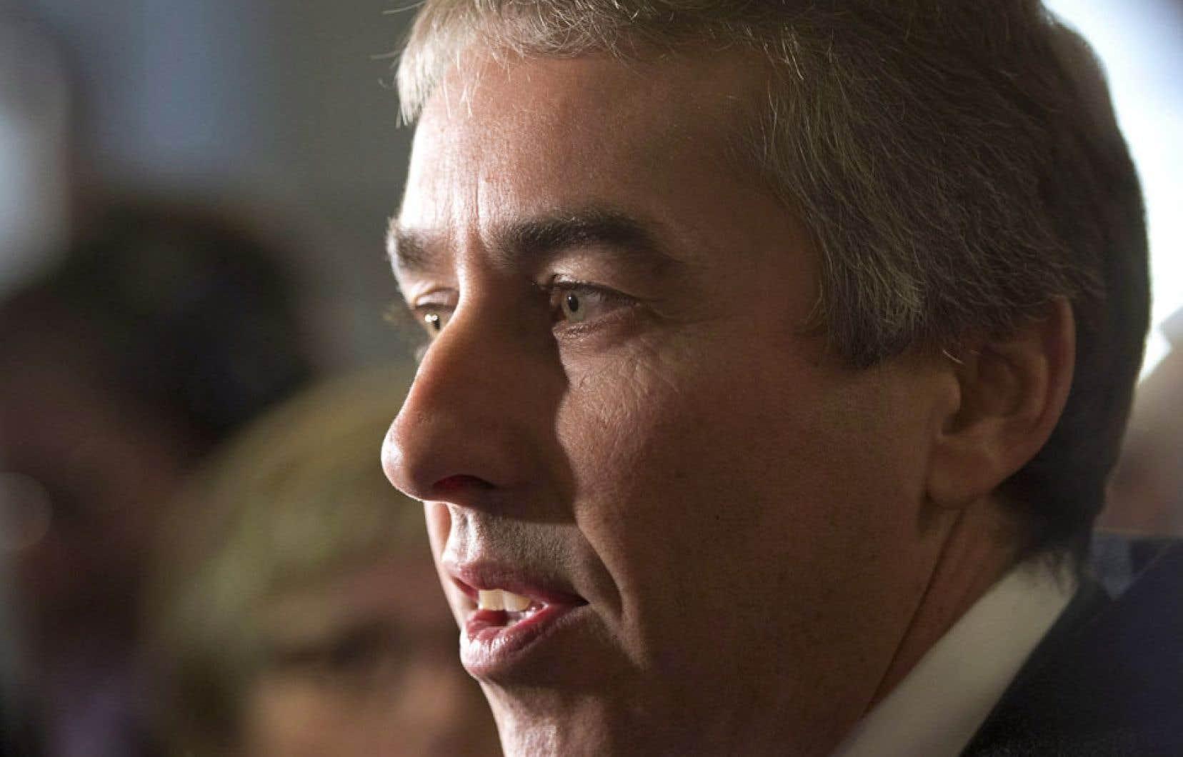 Le ministre Nicolas Marceau croit que Québec dispose d'un certain nombre de recours politiques pour forcer Ottawa à reconsidérer ses positions.