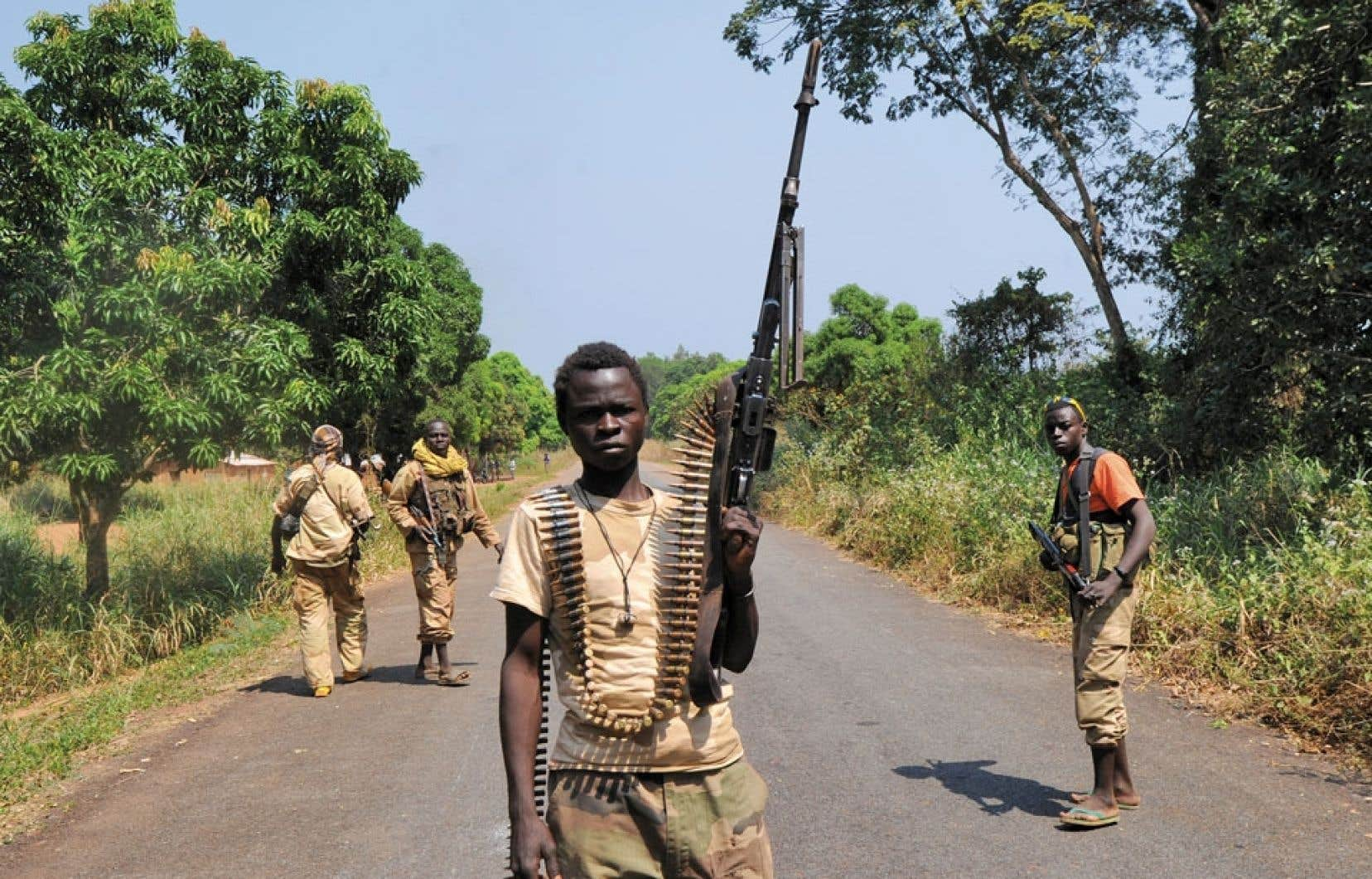 Un rebelle se proclame président de la République centrafricaine | Le Devoir