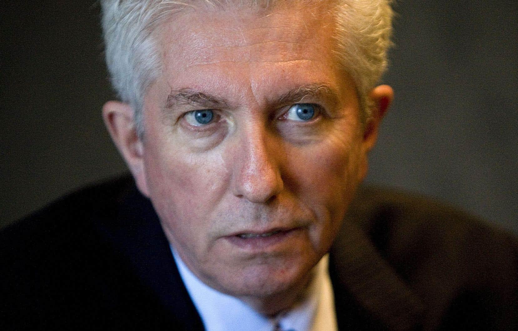 L'ex-chef bloquiste, Gilles Duceppe