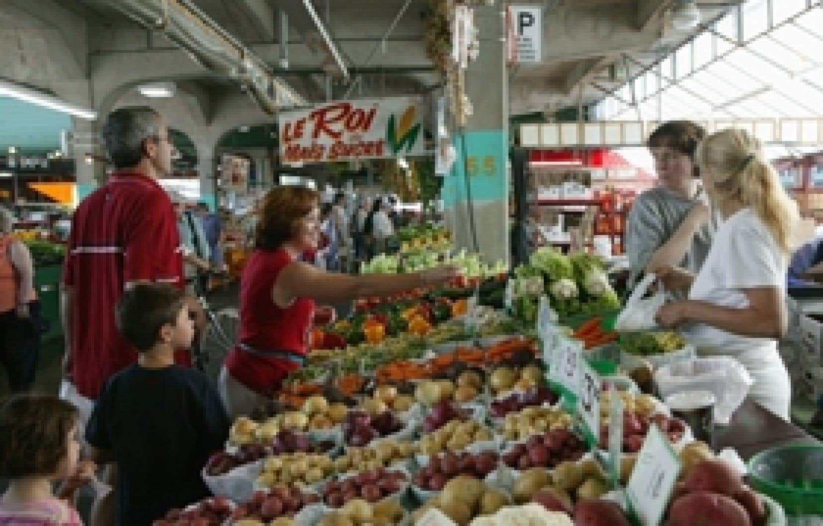 «Les consommateurs doivent savoir que les fruits et légumes du Québec sont de très bonne qualité et qu'il n'y a pas de danger à en manger», a indiqué Martine Dubuc, sous-ministre à l'alimentation.