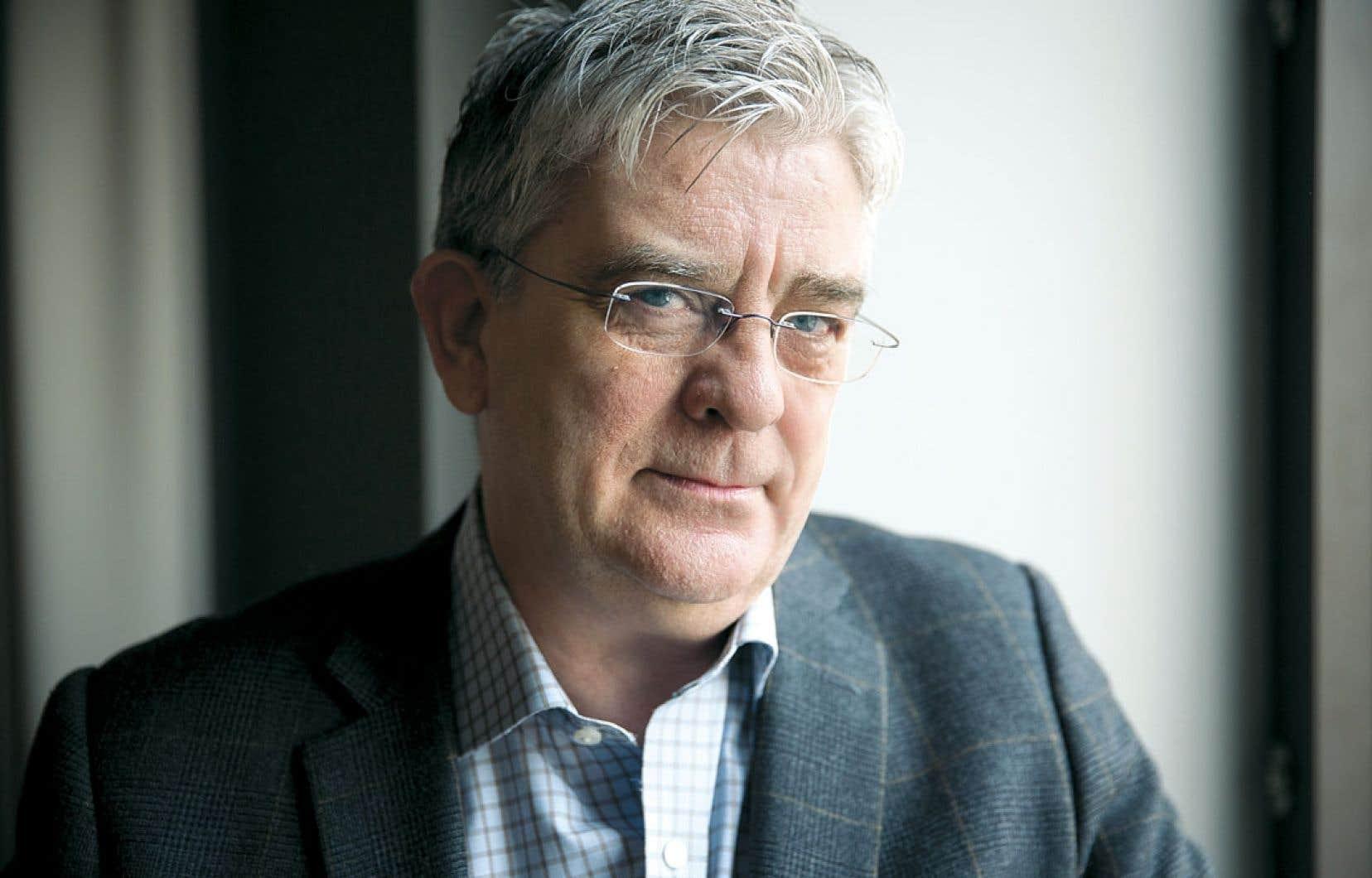Pierre Bourdon fait aujourd'hui le pari de se réinventer dans l'édition.