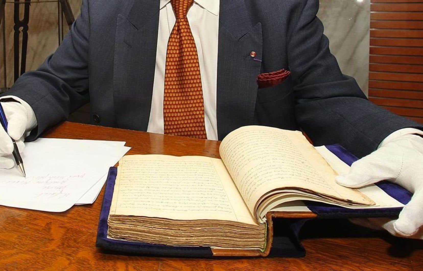 Ottawa impose le bâillon aux archivistes