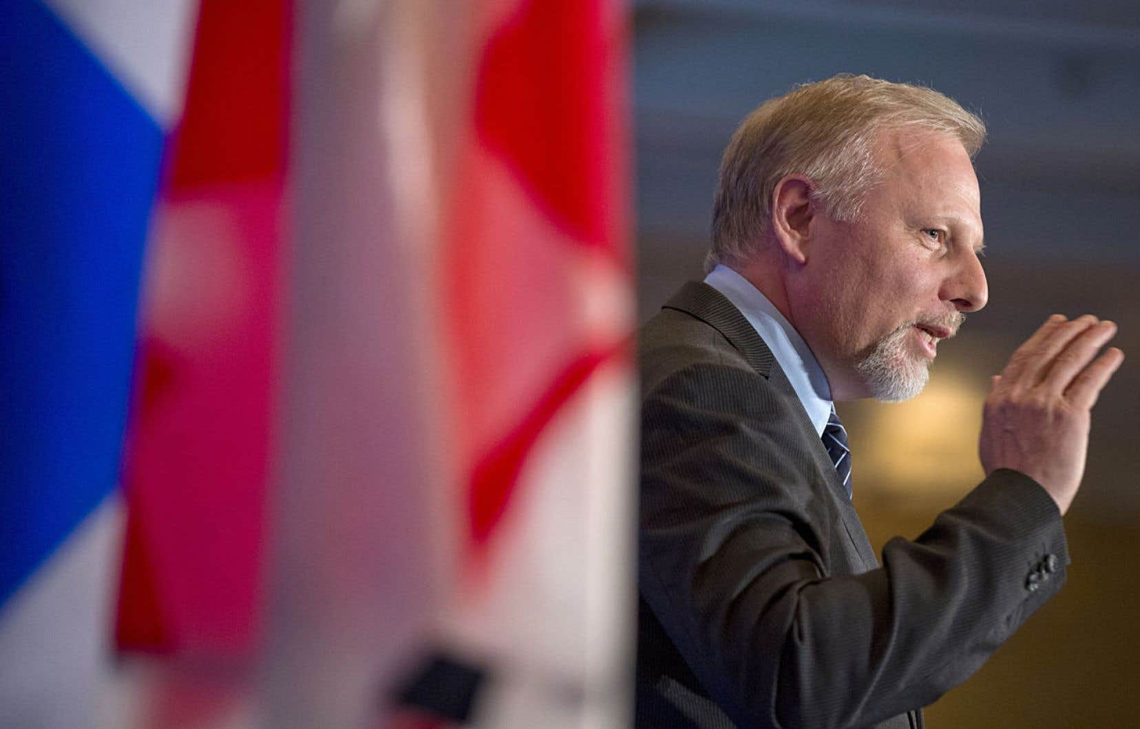 Devant l'Institut Jean Jaurès, proche du Parti socialiste, le ministre des Relations extérieures du Québec Jean-François Lisée prononçait une allocution sur «la difficulté d'être social-démocrate en Amérique du Nord».