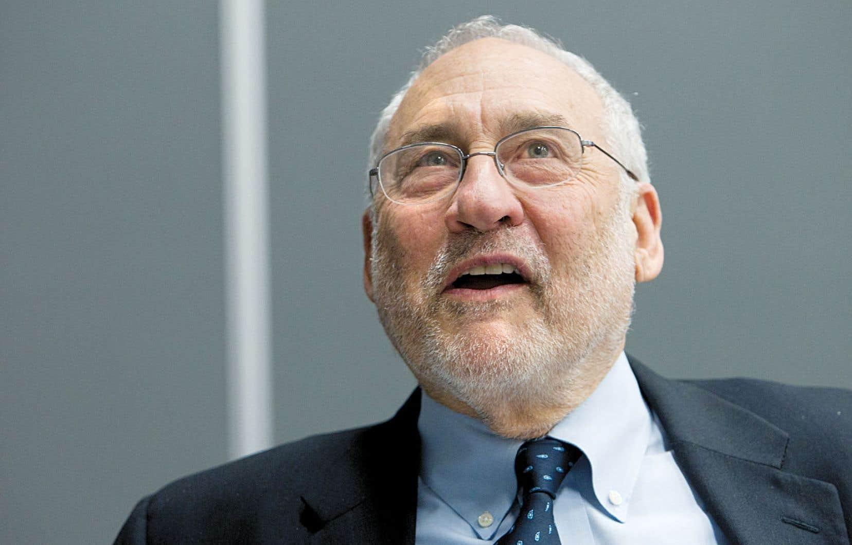 Joseph Stiglitz : « L'économie n'a pas fait son travail pour la plupart des Américains. »
