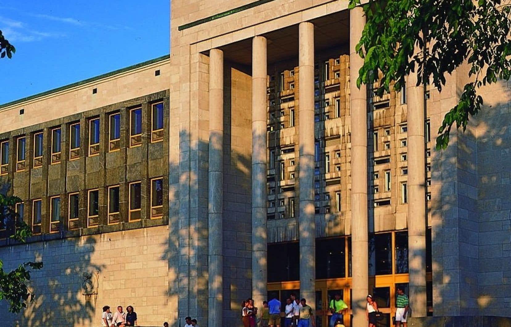 La Facult&eacute; des Sciences de l&#39;administration de l&#39;Universit&eacute; Laval<br />