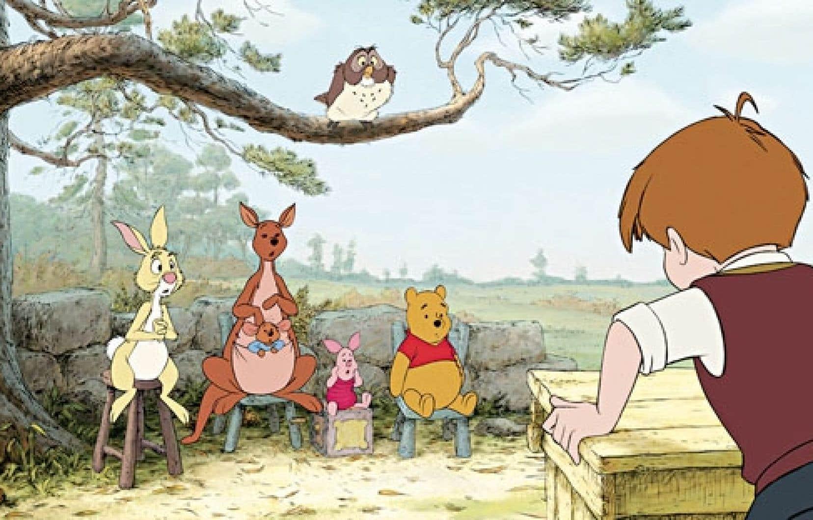 Le dernier Winnie l'ourson a coûté 30 millions et n'a rapporté que 33 millions.