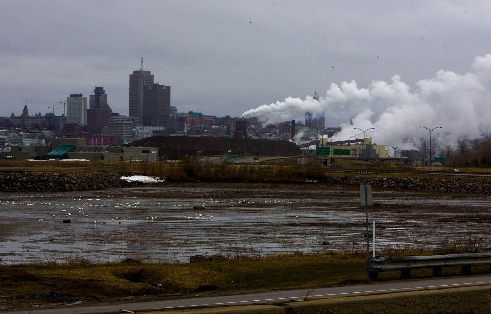 L'IIAM a produit son premier audit en aquaresponsabilité, en septembre 2012, pour la Ville de Québec.