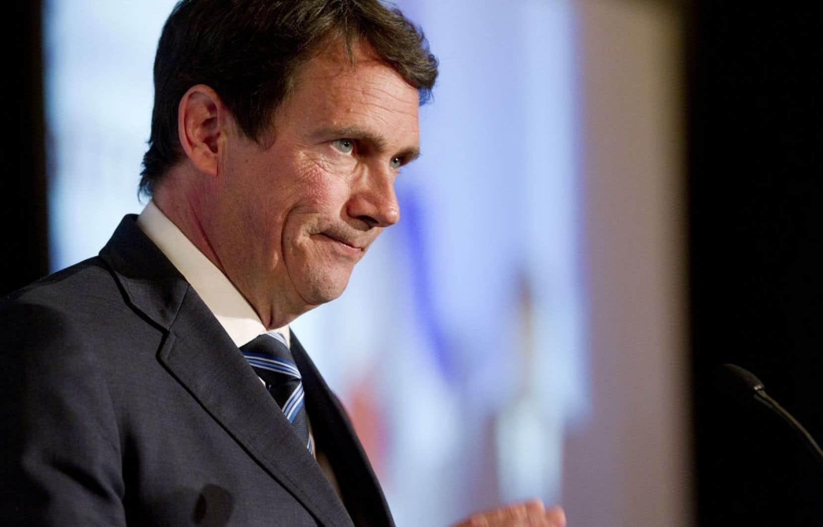 Pierre Karl Péladeau a annoncé à la mi-mars qu'il quitterait ses fonctions de président et chef de la direction de Québecor en mai pour assumer la présidence du conseil d'administration du conglomérat.
