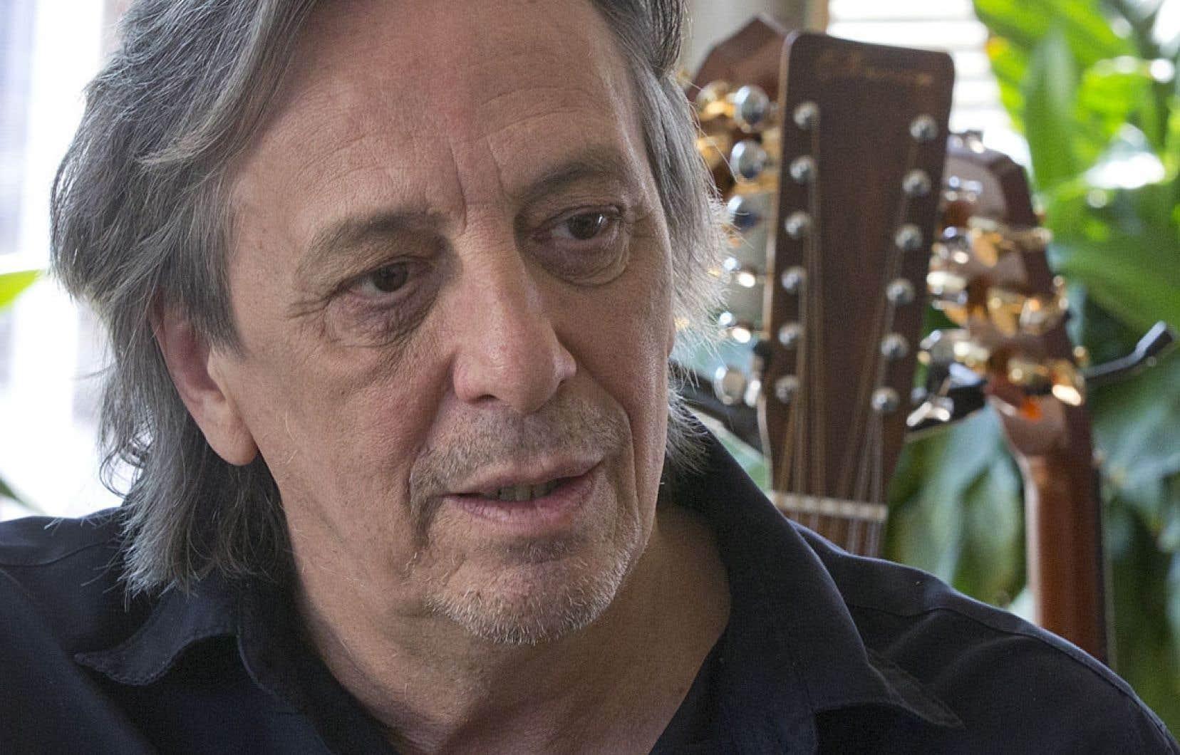 Serge Fiori a été absent de la scène depuis près de 35 ans, aux prises avec des troubles d'anxiété.