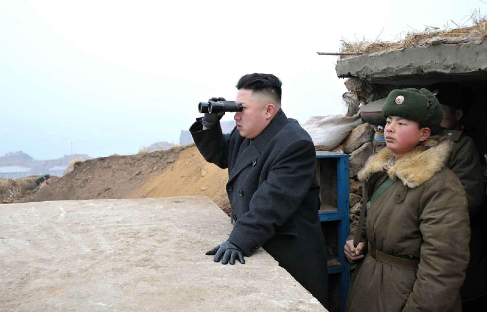 Les esclandres du chef suprême, Kim Jong-un, viennent de plonger la péninsule coréenne dans une nouvelle crise.